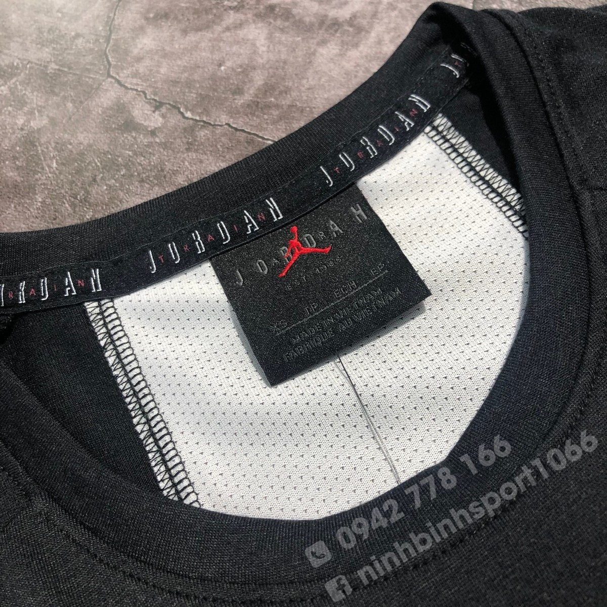 Áo thể thao nam Nike Jordan 23 Alpha 889713-013