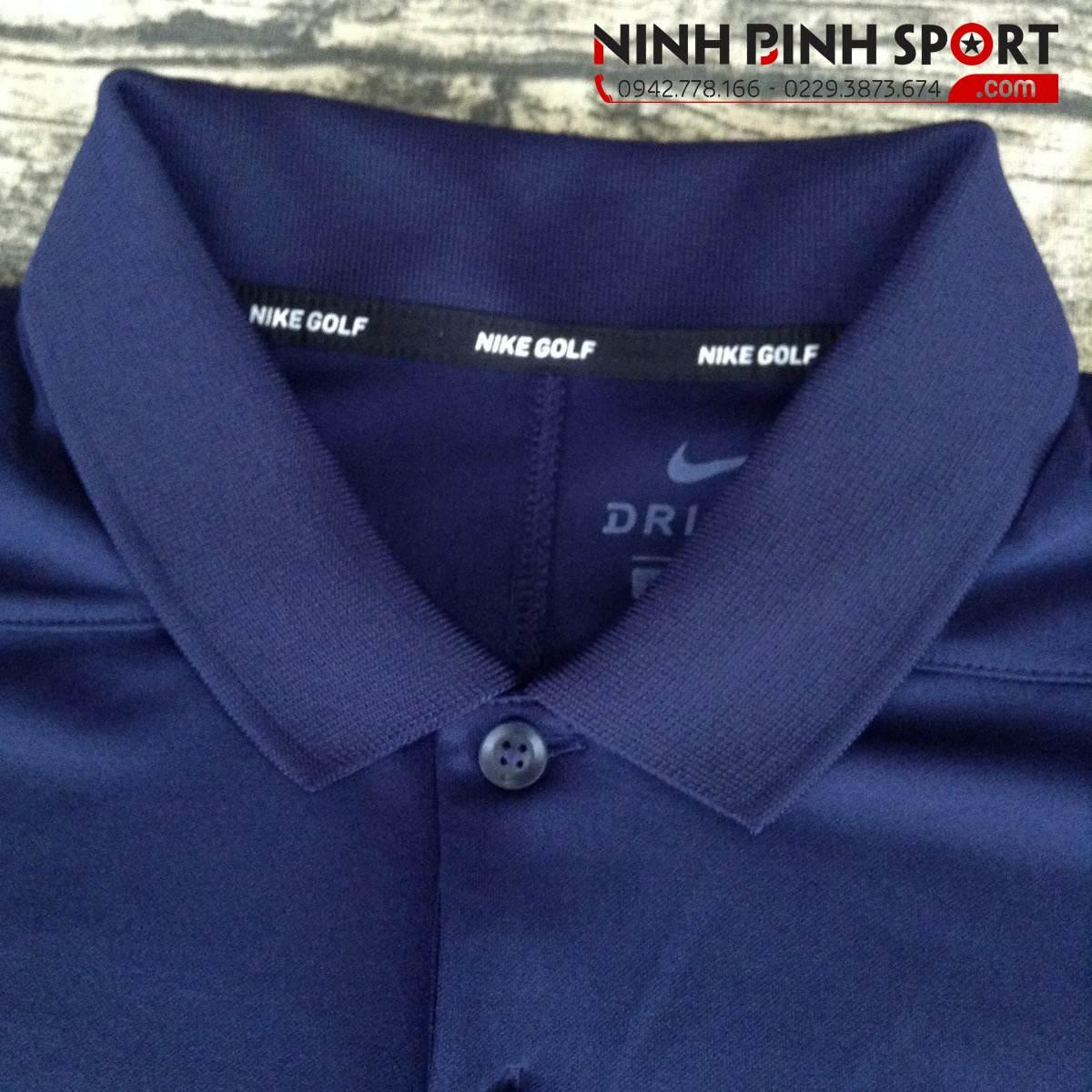 Áo Nike Men's Solid Dry Victory Golf Polo 891857-419