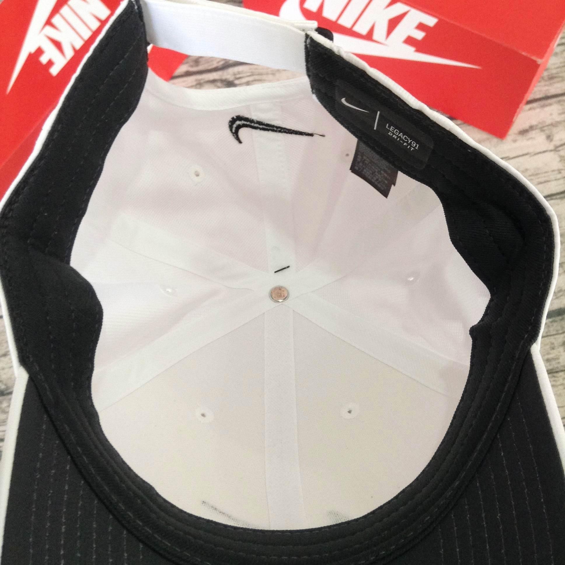 Mũ Nike Legacy91 Golf Tech Adjustable Cap Hat Nam 892651-100