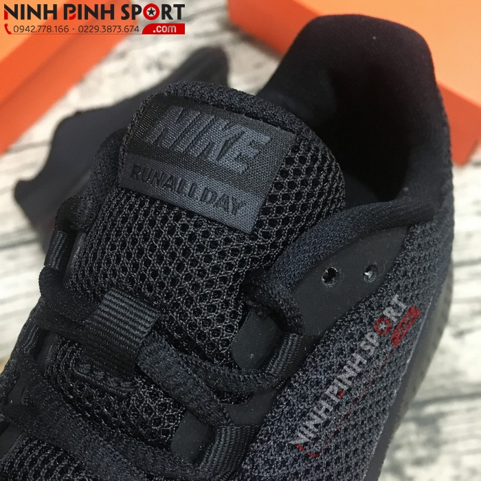 Giày thể thao nam Nike Runallday Triple Black 898464-002