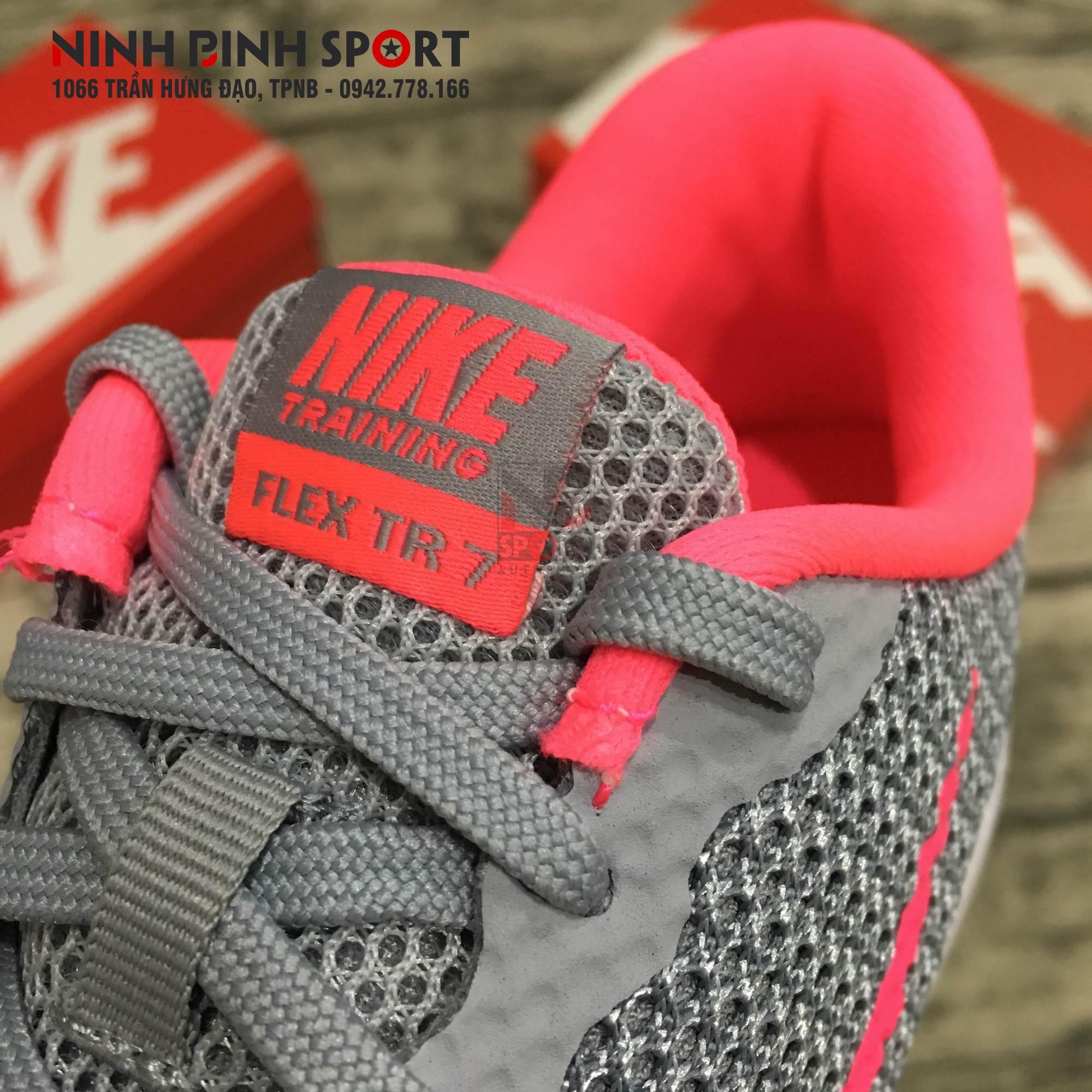 Giày thể thao nữ Nike Flex Trainer 898479-006