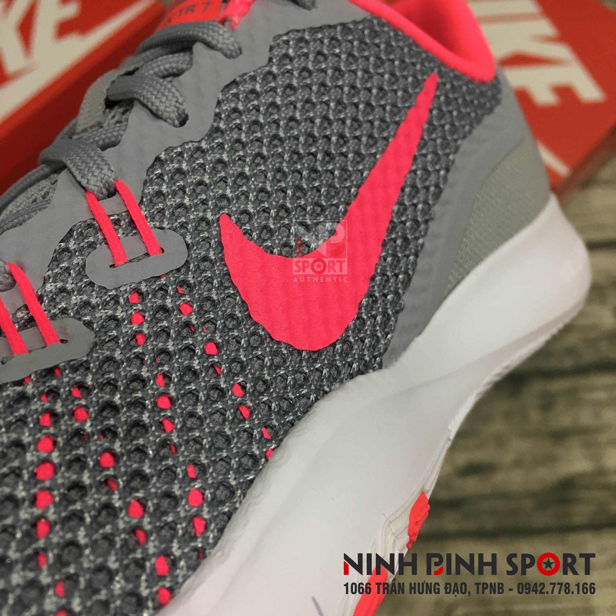 Giầy thể thao nữ Nike Flex Trainer 898479-006