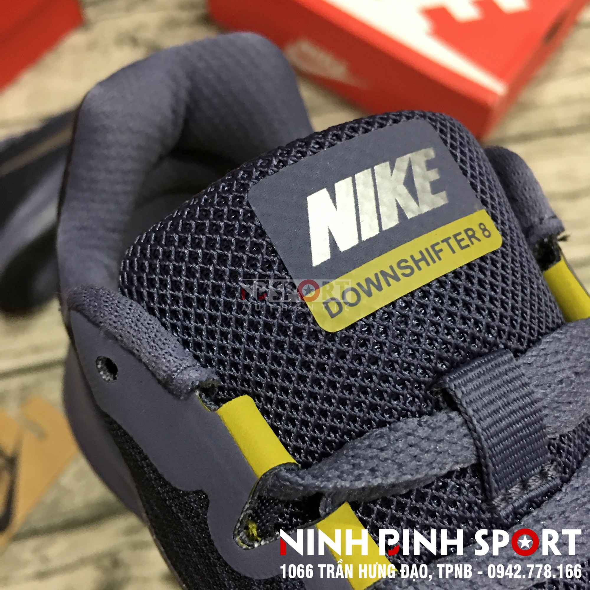 Giầy thể thao nam Nike Downshifter 8 908984-011