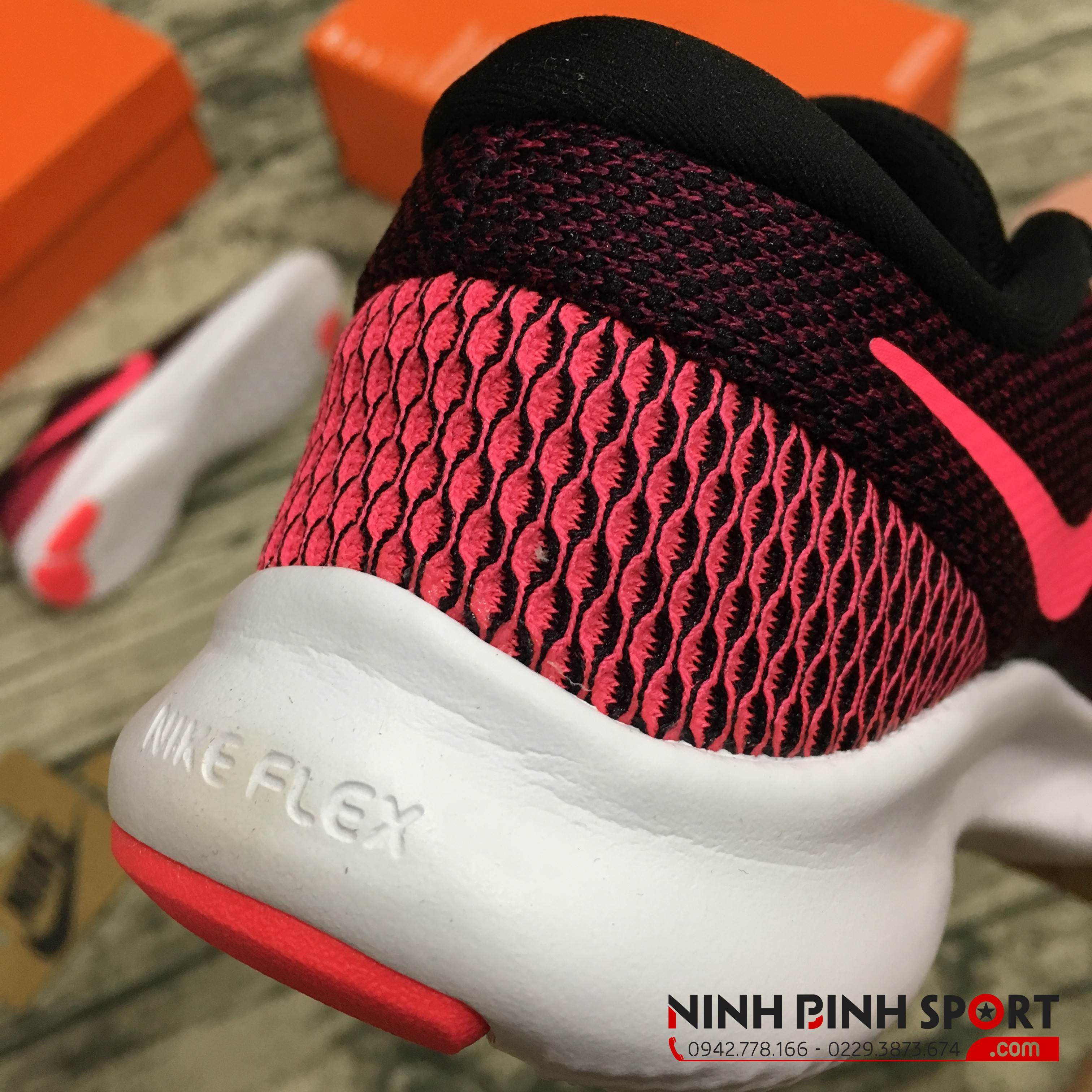Giầy thể thao Nike Women's Flex Experience RN 7 - 908996-006