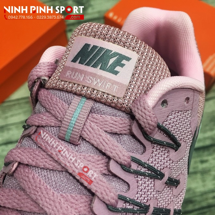 Giầy thể thao nữ Nike Run Swift Pink 909006-600