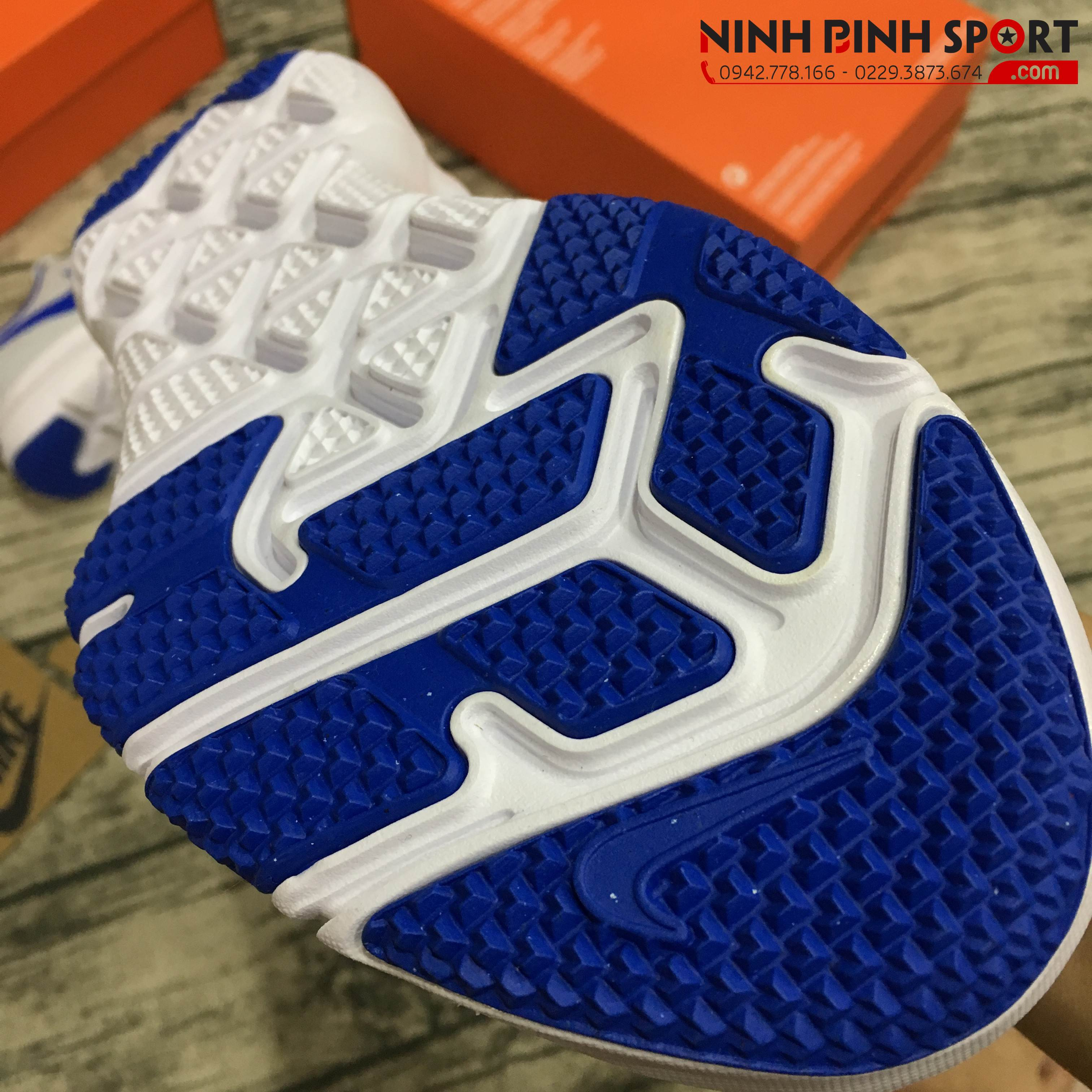 Giầy thể thao nam Nike Flex Control Grey Running 924204-004