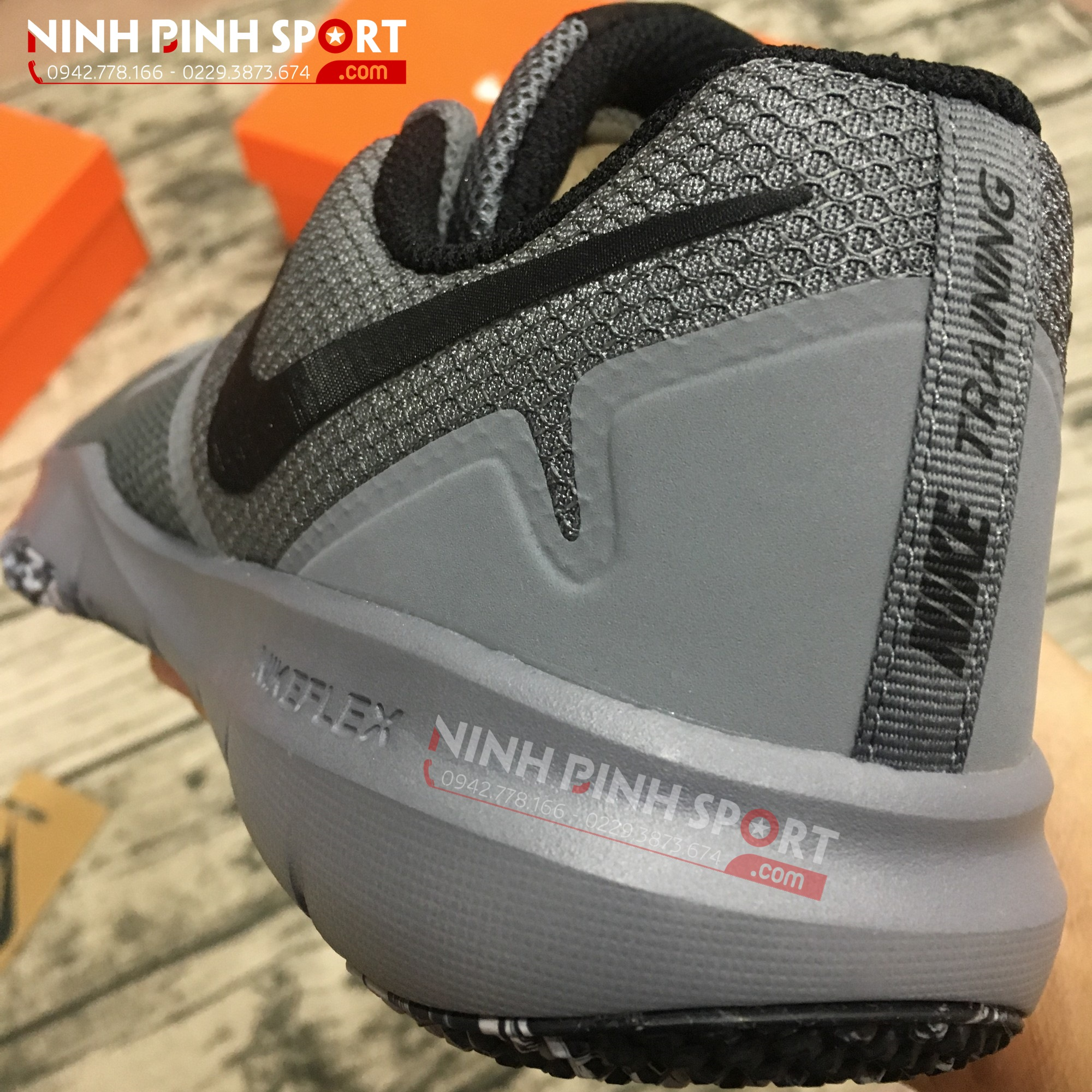 Giày thể thao nam Nike Flex Control 924204-016