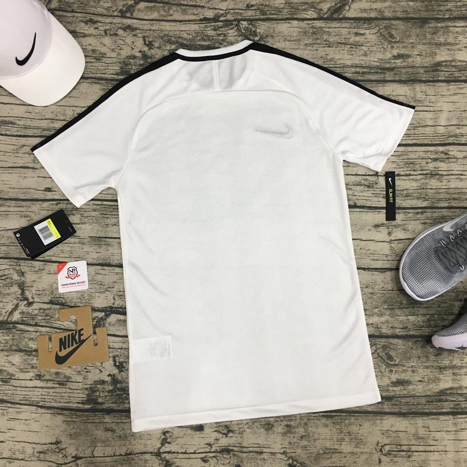 Áo thể thao nam Nike Dry Acedamy White 924695-100