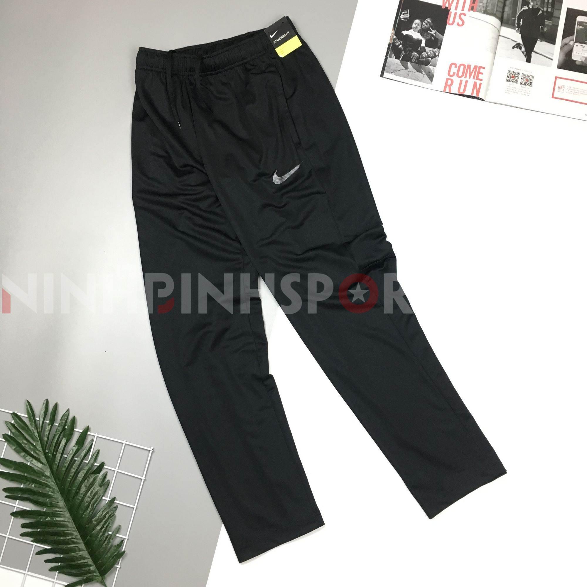 Quần dài thể thao nam Nike Training Epic Knit 927389-010