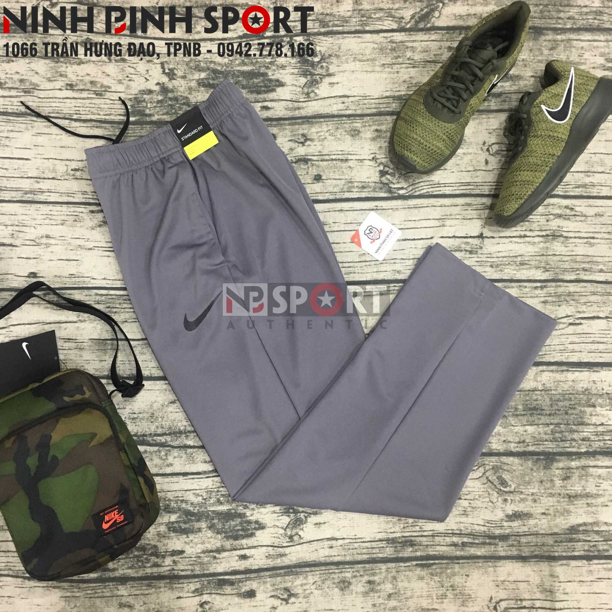 Quần dài thể thao nam Nike Training Epic Knit 927389-036