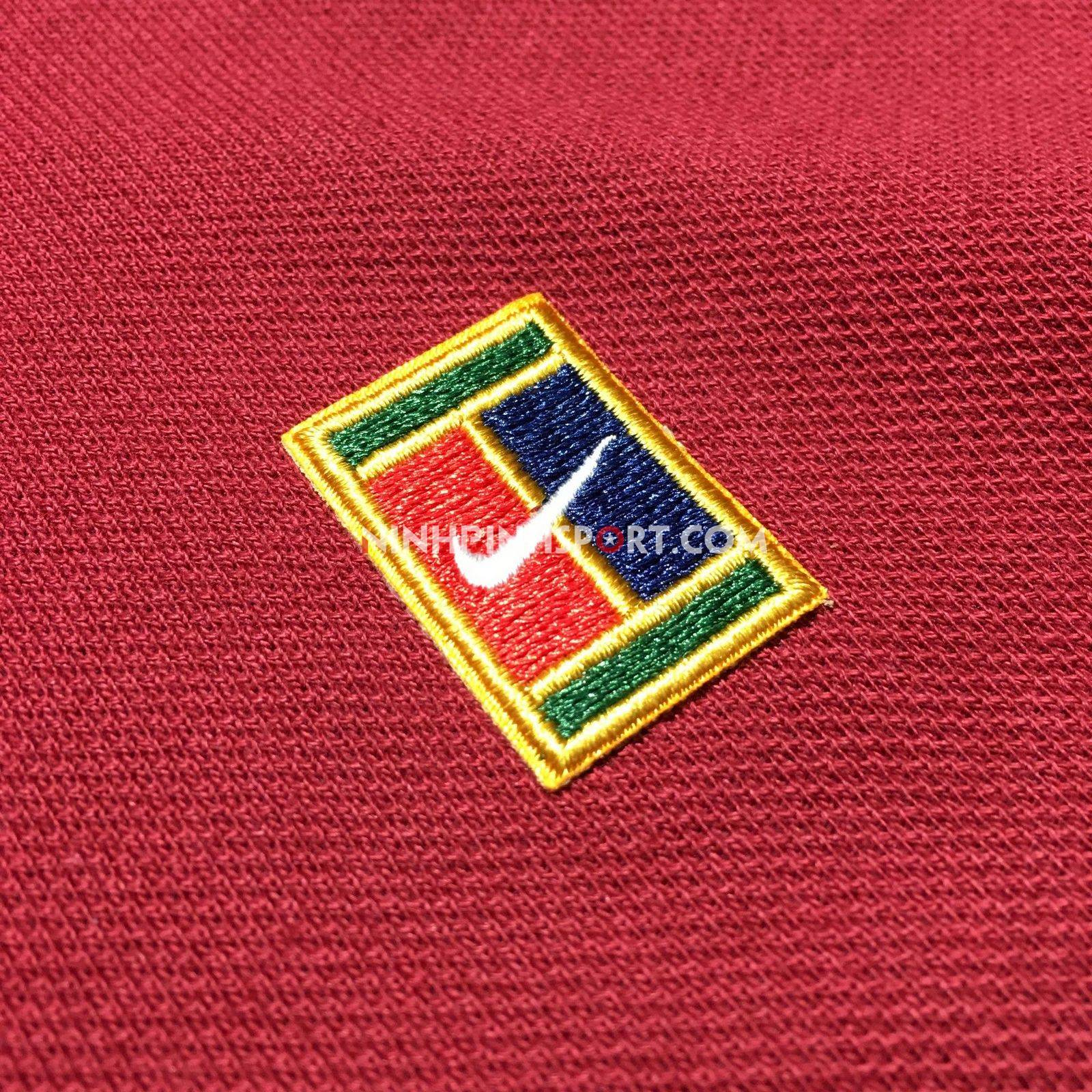 Áo thể thao nam Nike Men Court Heritage Polo 934657-613