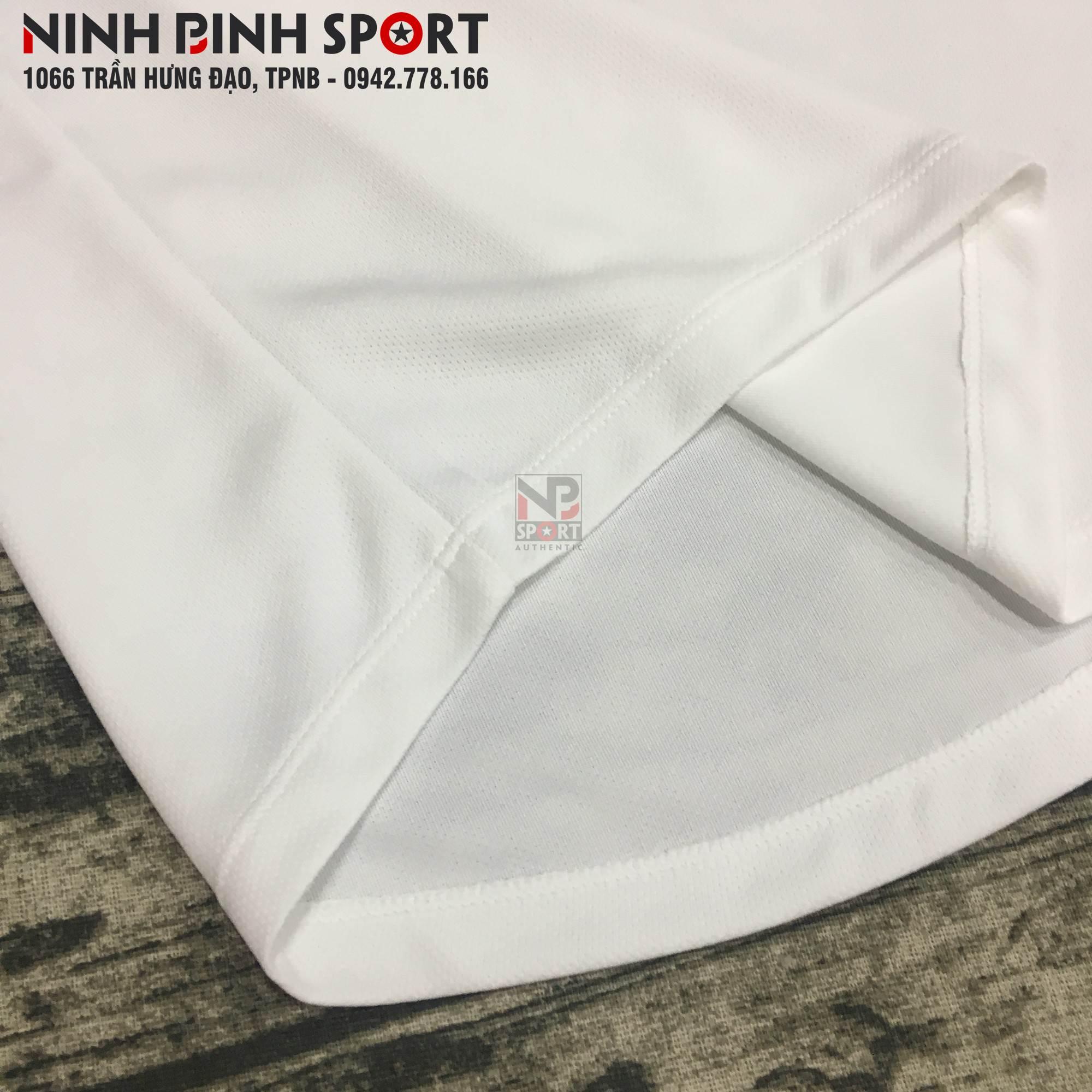 Áo thể thao nam Nike Dri-Fit S/S Top White 939135-100