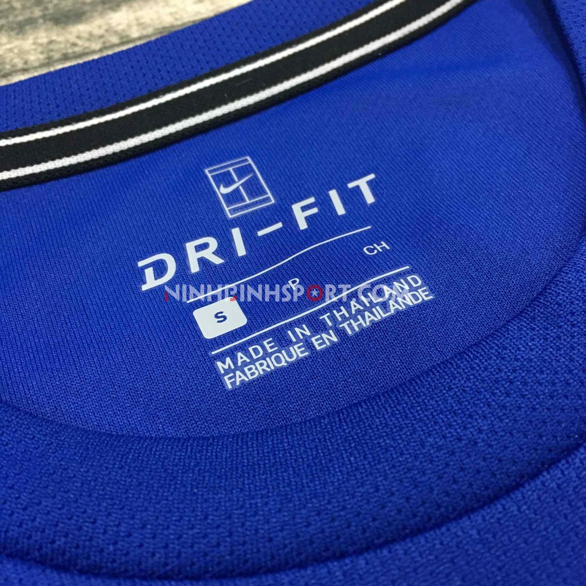 Áo thể thao nam Nike Court Dry Crew 939135-438
