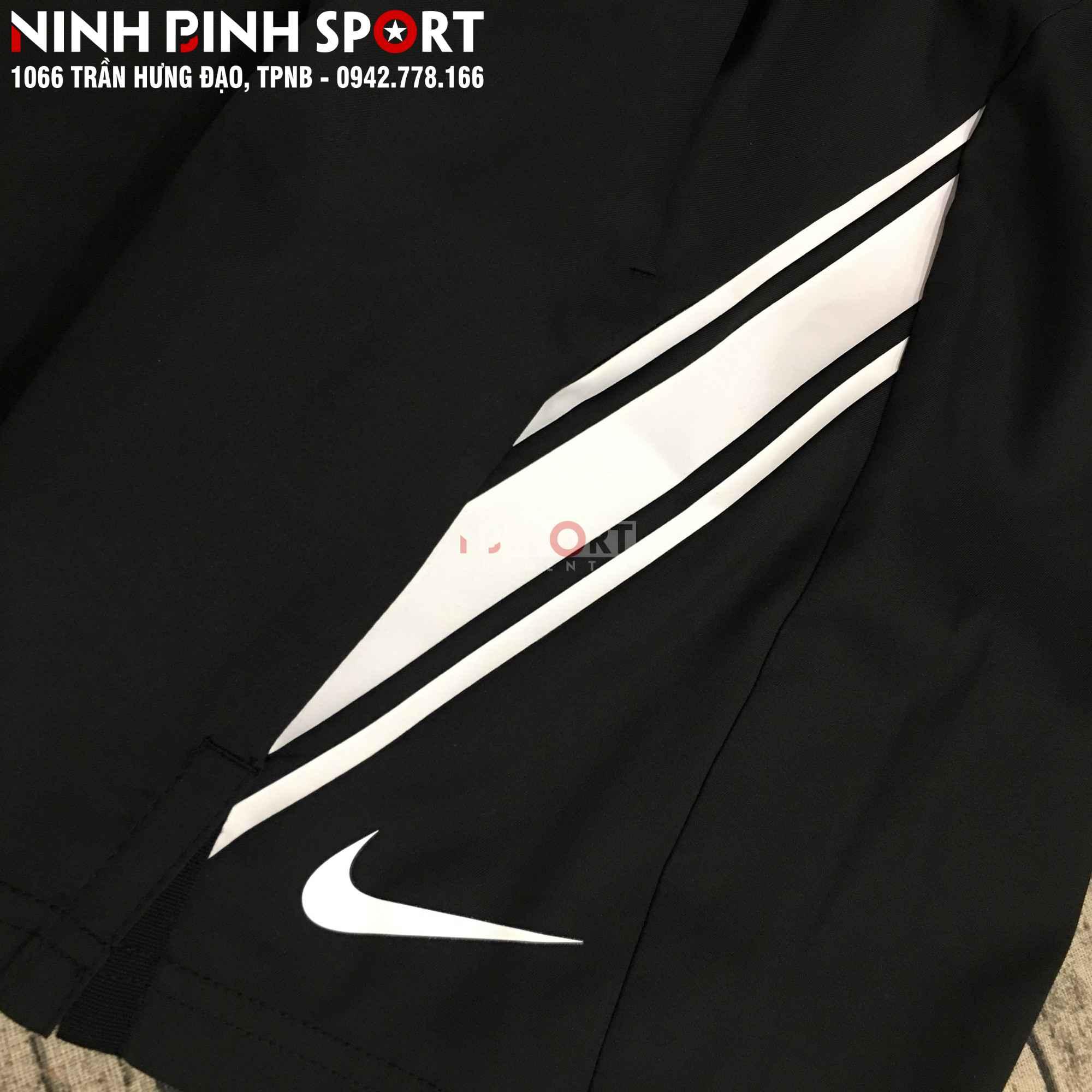 Quần thể thao nam Nike coat Dri-fit 9in 939266-011