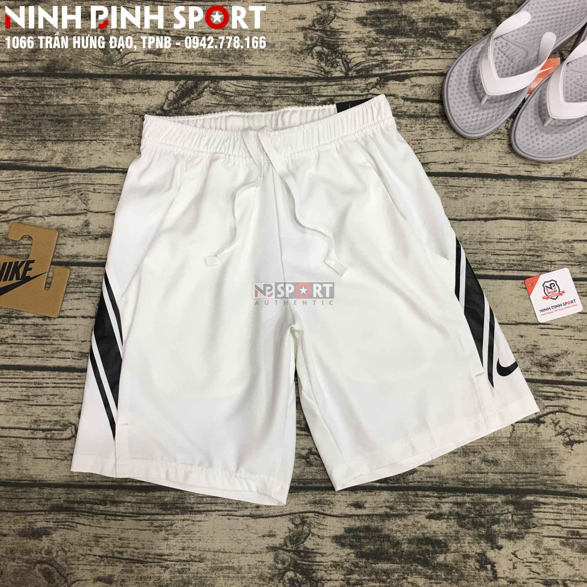 Quần thể thao nam Nike coat Dri-fit 9in 939266-101