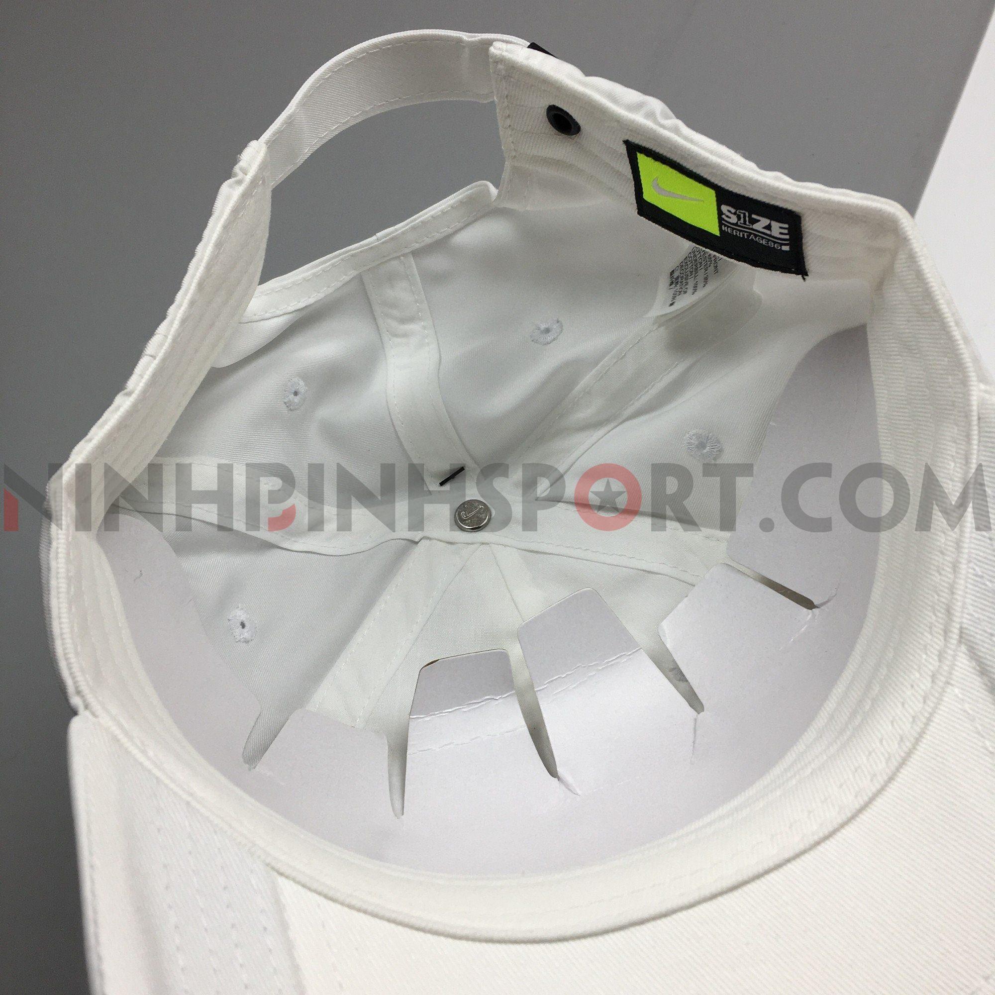 Mũ thể thao Nike H86 White 942212-100