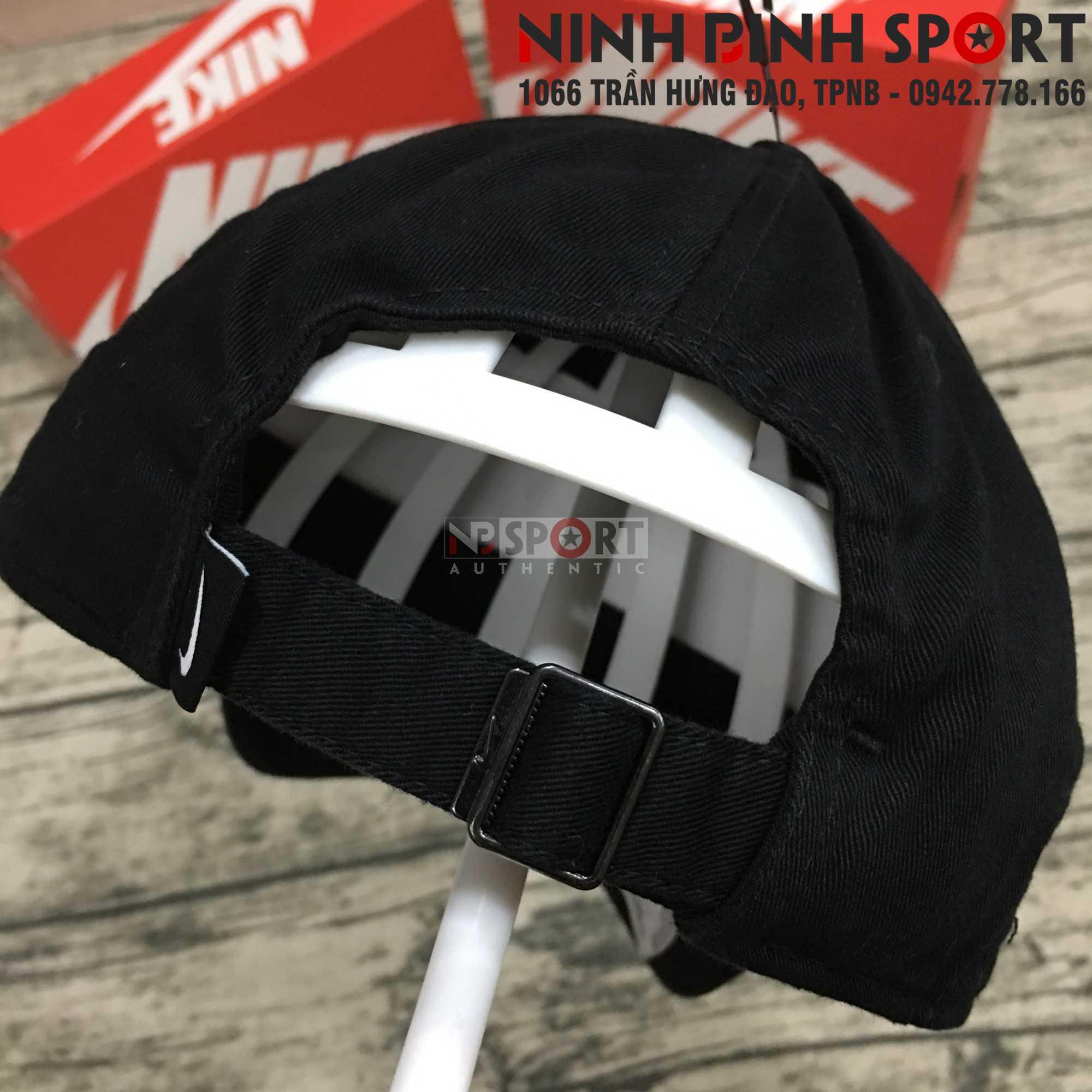 Mũ thể thao nam Nike Essential Swoosh H86 943091-010