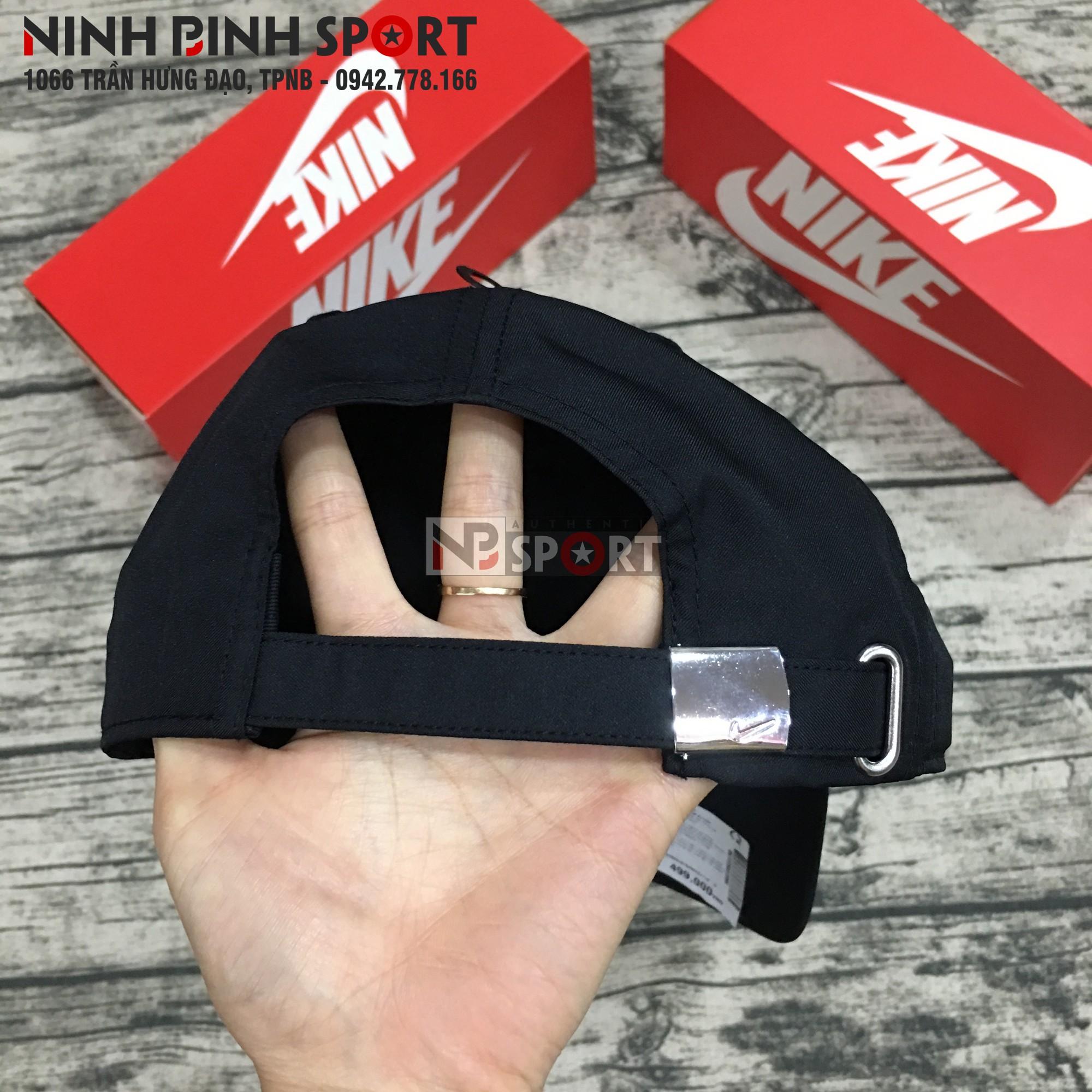 Mũ thể thao nam Nike Metal Swoosh H86 943092-010