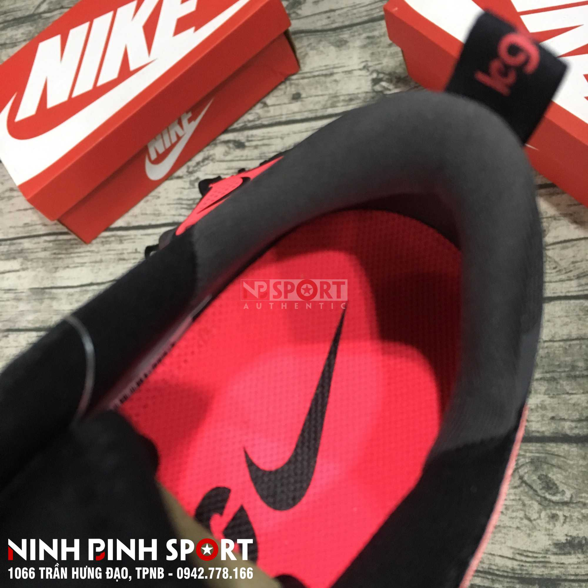 Giầy thể thao nam Nike Legend React Running AA1625-005