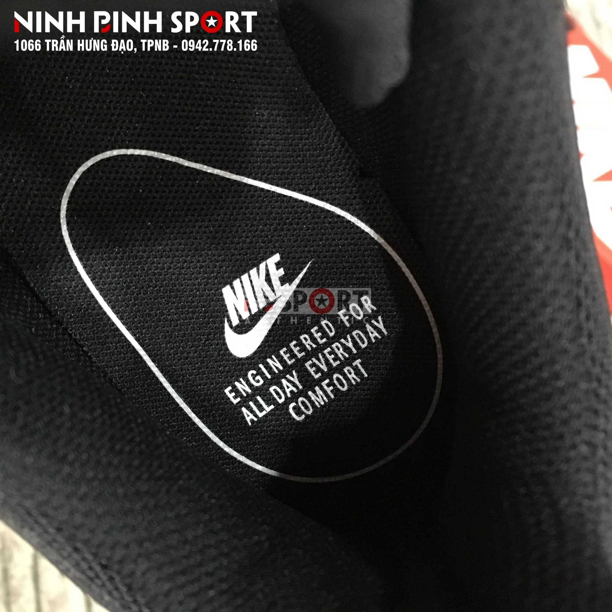 Giầy thể thao nam Nike Tessen Black AA2160-001