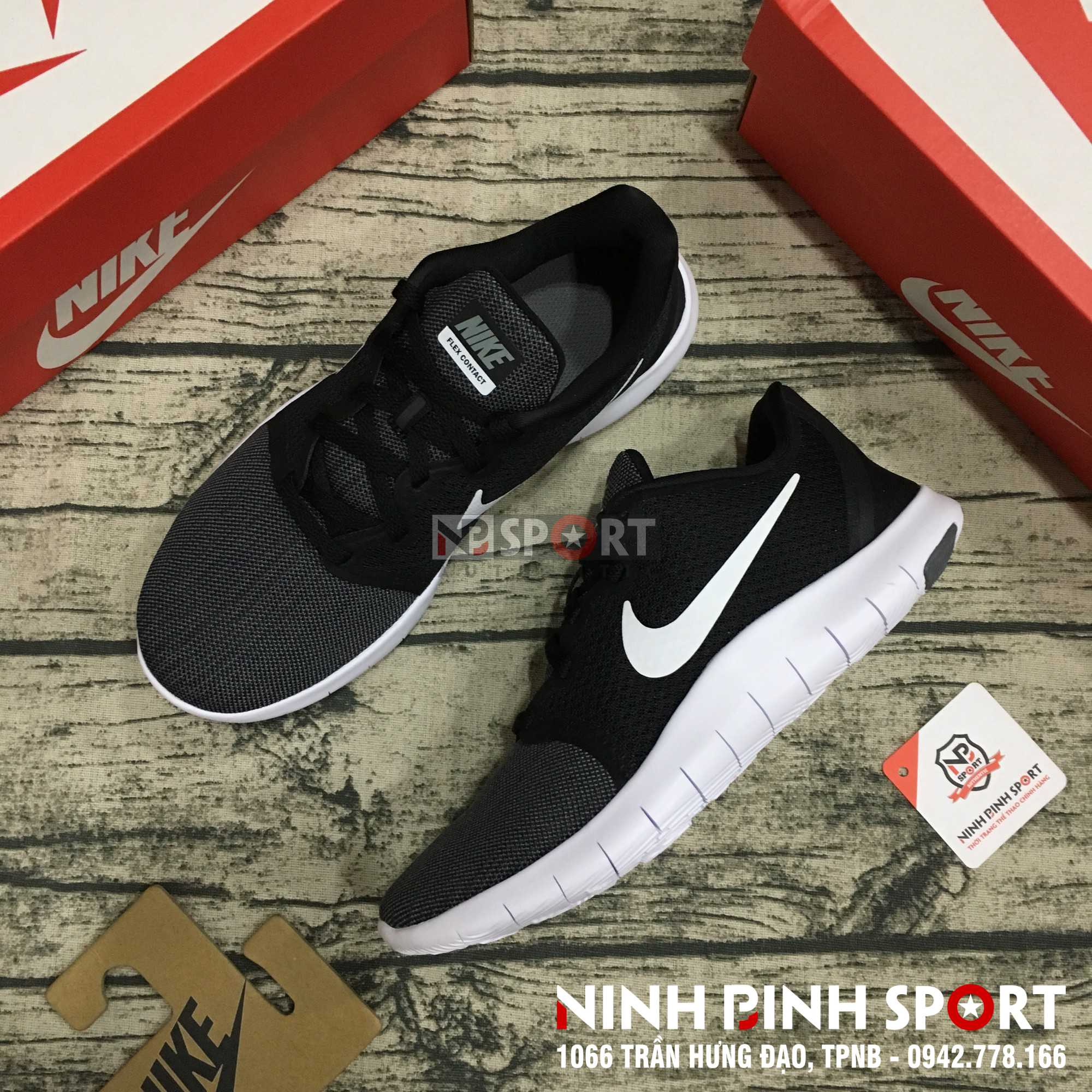 Giầy thể thao nam Nike Flex Contact 2 AA7398-013