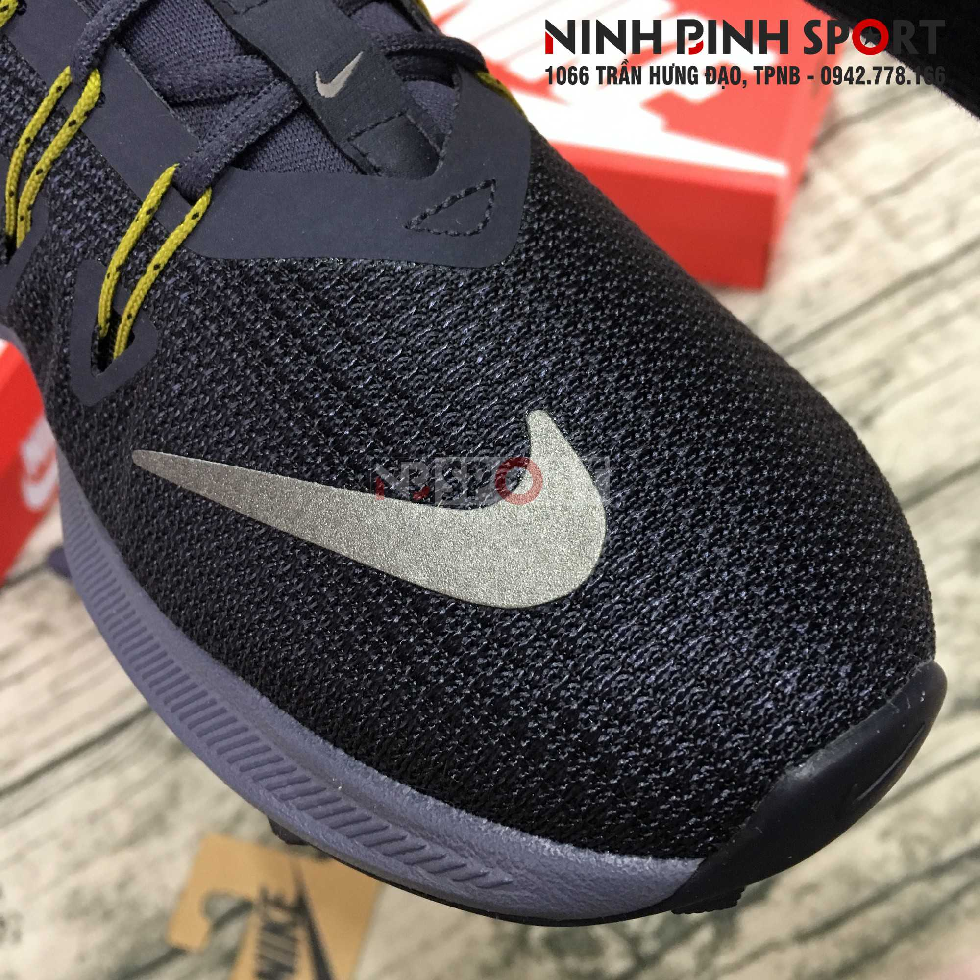 Giầy thể thao nam Nike Quest Running AA7403-006
