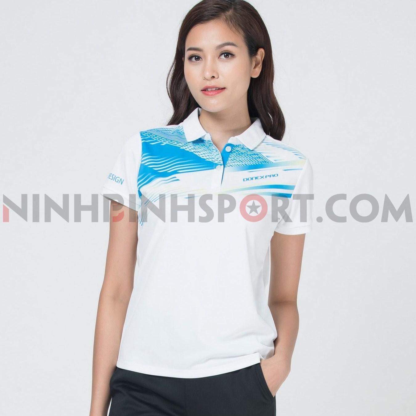 Áo thể thao nữ Donex AC-3380-01-02