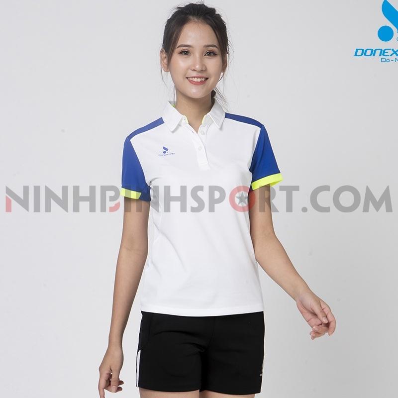 Áo thể thao nữ Donex Polo AC-3390-01-04