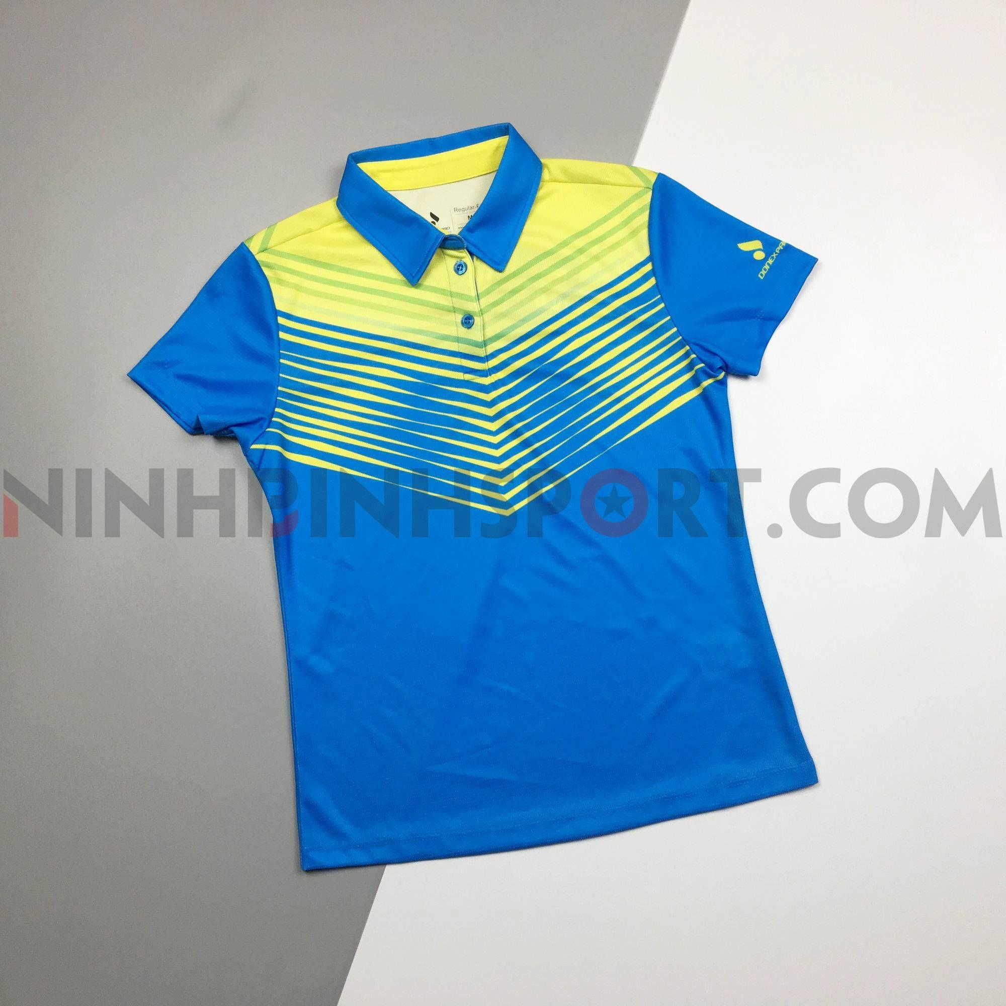 Áo thể thao nữ Donex Polo AC-3398-02-06