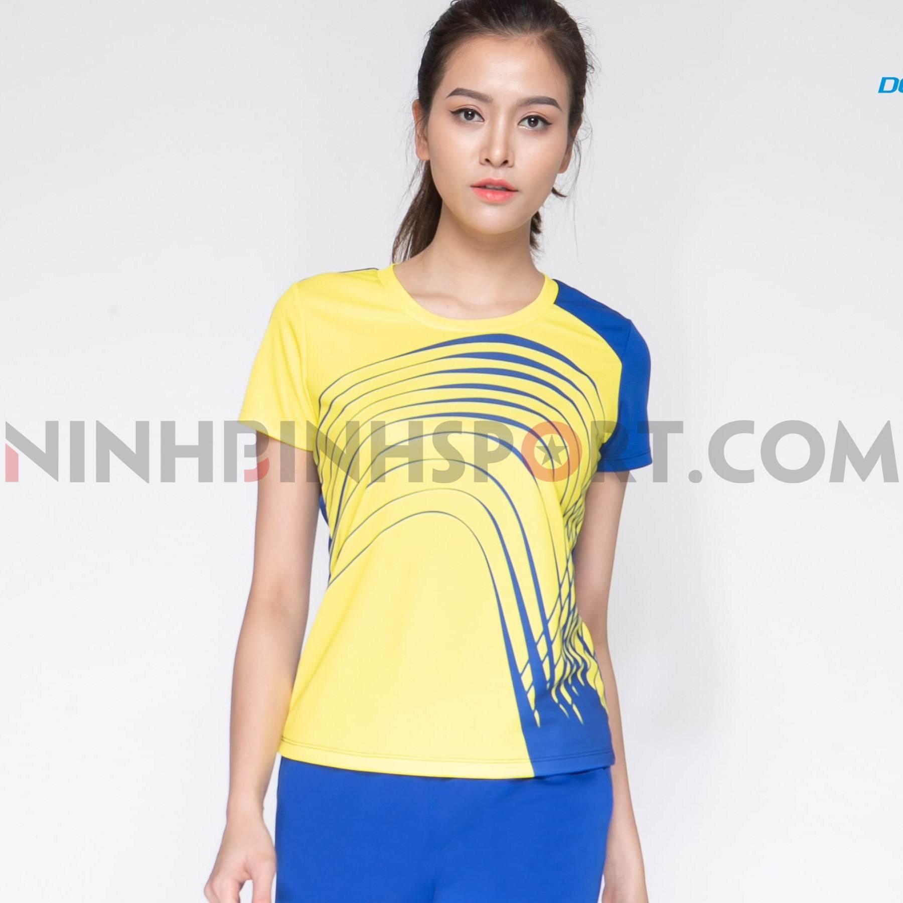 Áo thể thao nữ Donex AC-3602-04-06