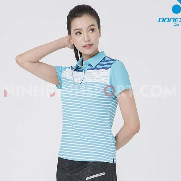 Áo thể thao nữ Donex Golf Polo AC-3614-19-19