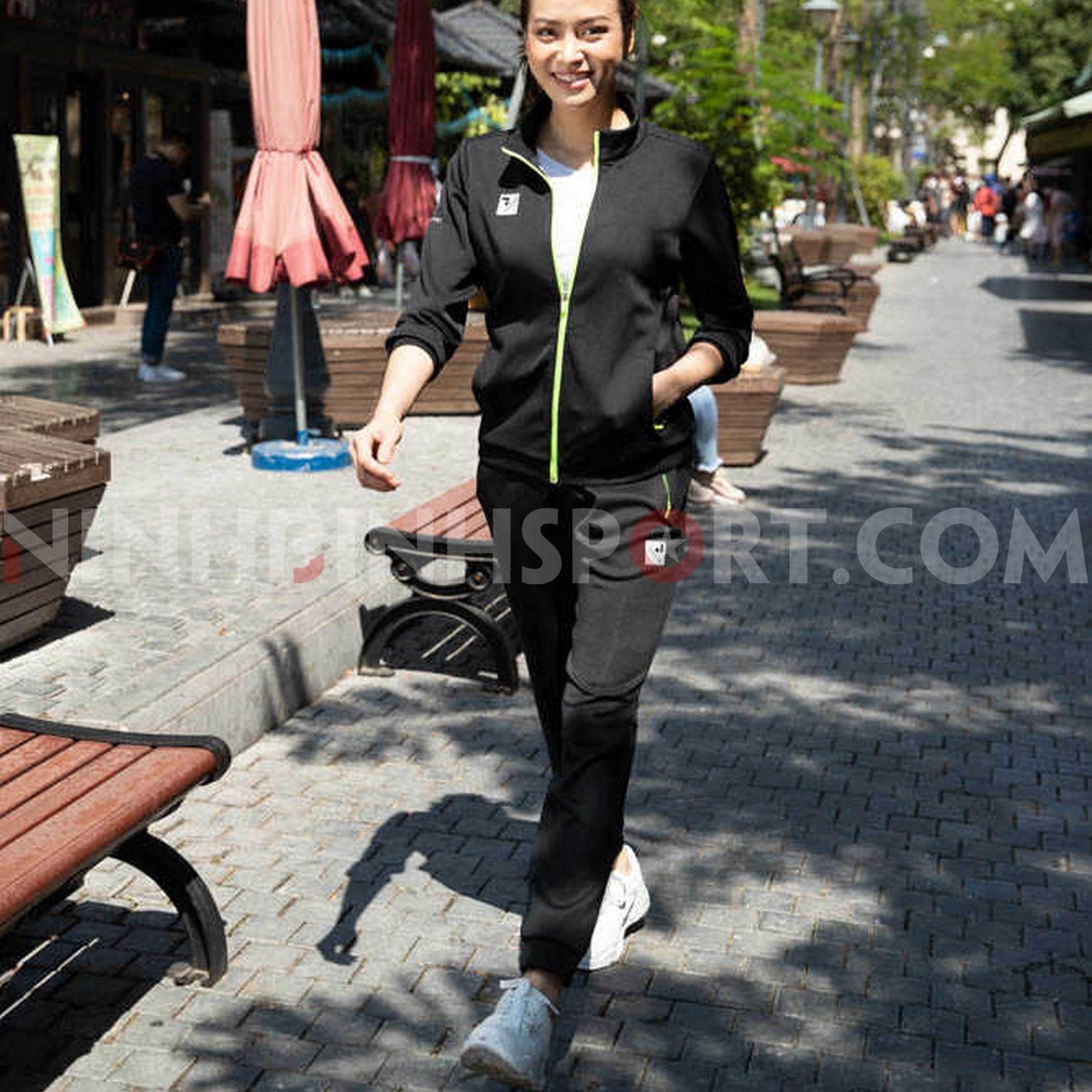 Quần thể thao nữ Donex AD-544-08