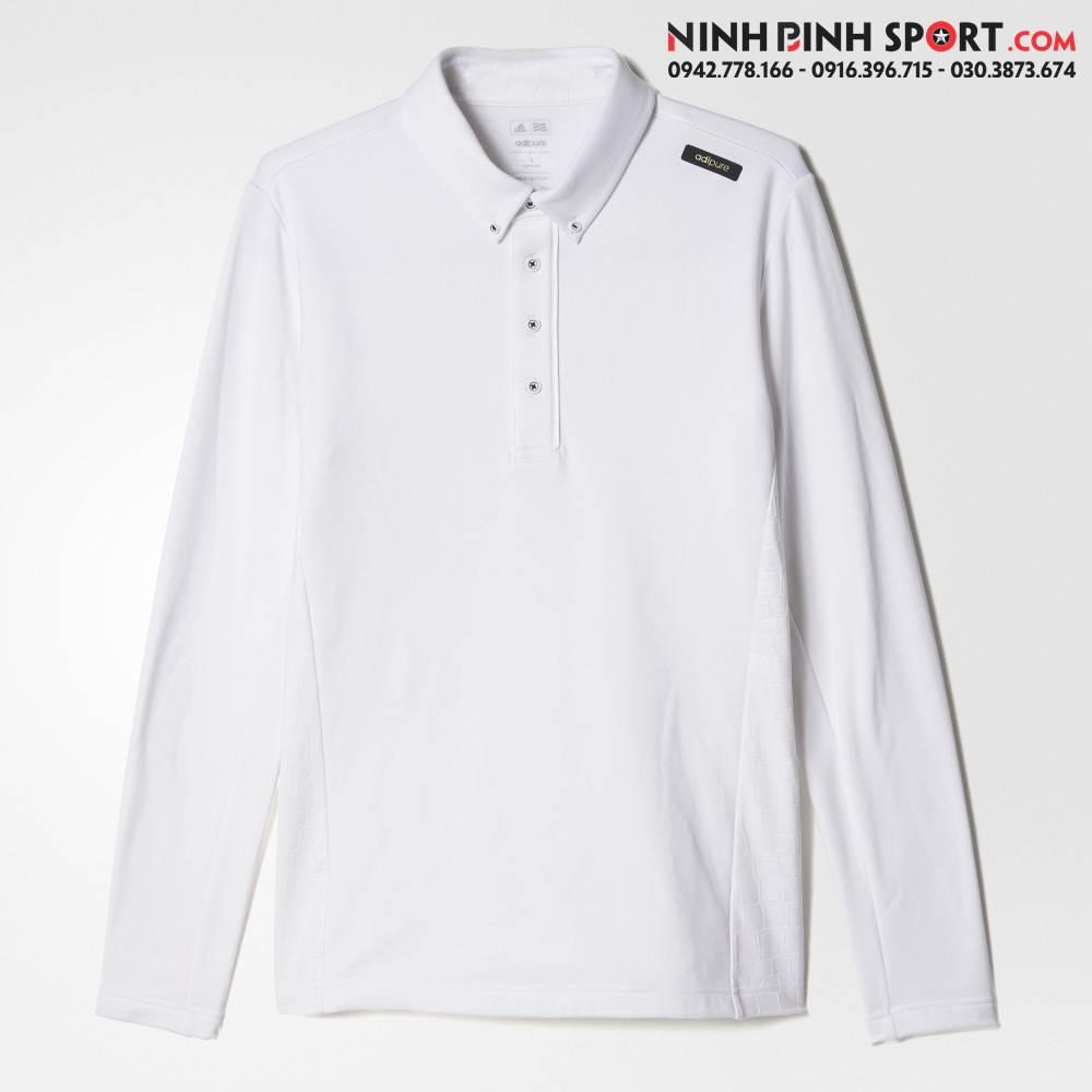 Áo dài tay nam Adidas Golf Heat AdiPure AF0731