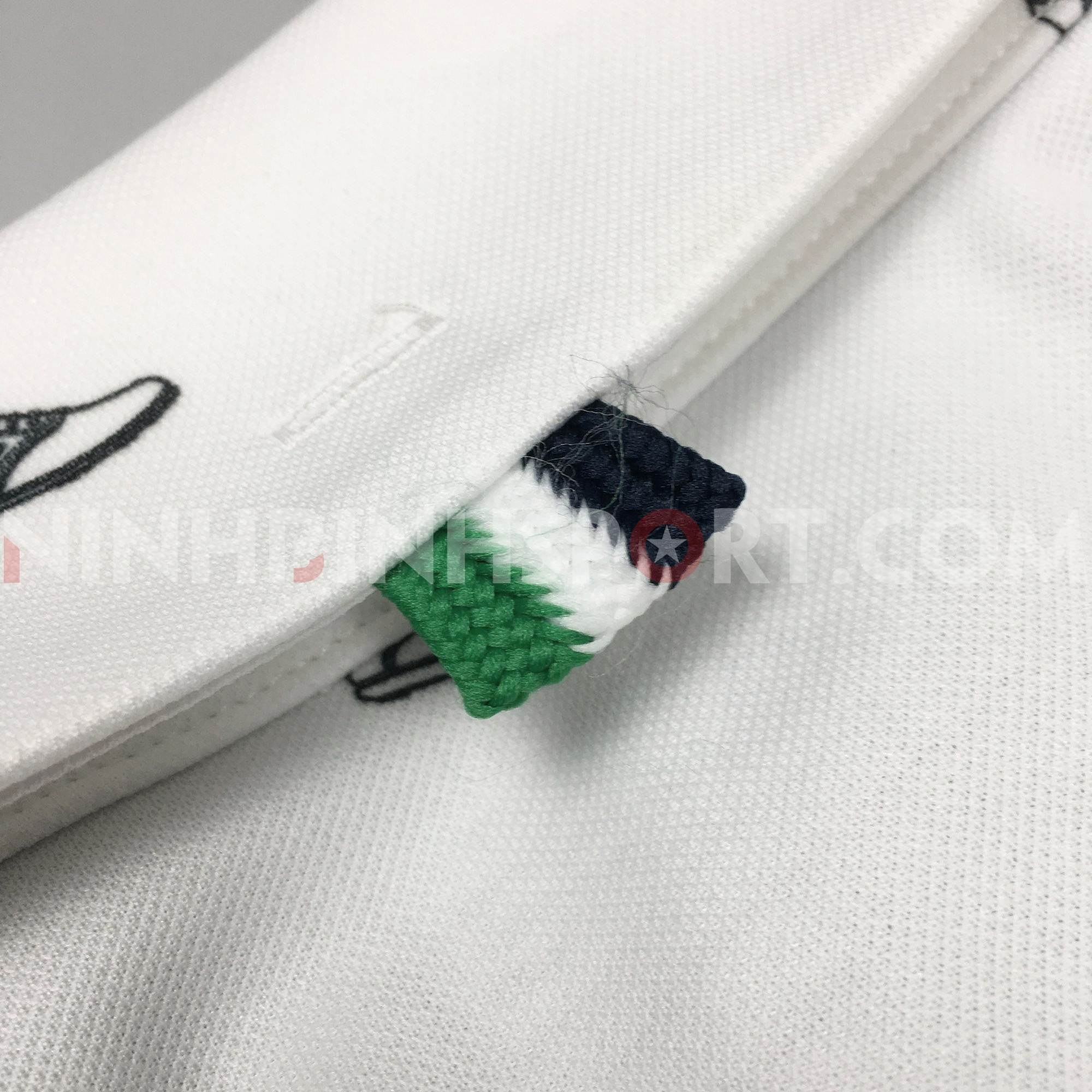 Áo dài tay nam Adidas Golf  FP Shoes Graphic Pattern AF0736