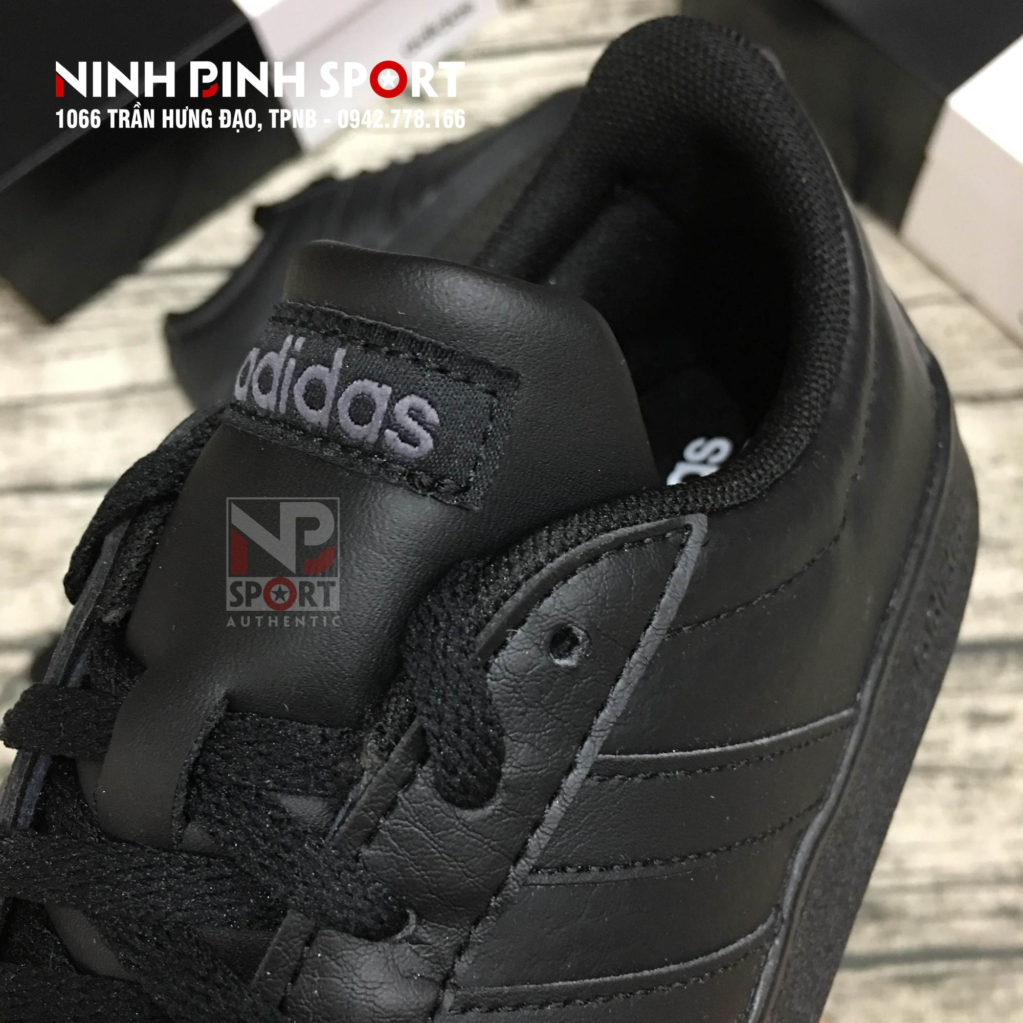 Giầy thể thao nam  Adidas Neo VL Court 2.0 AH2597
