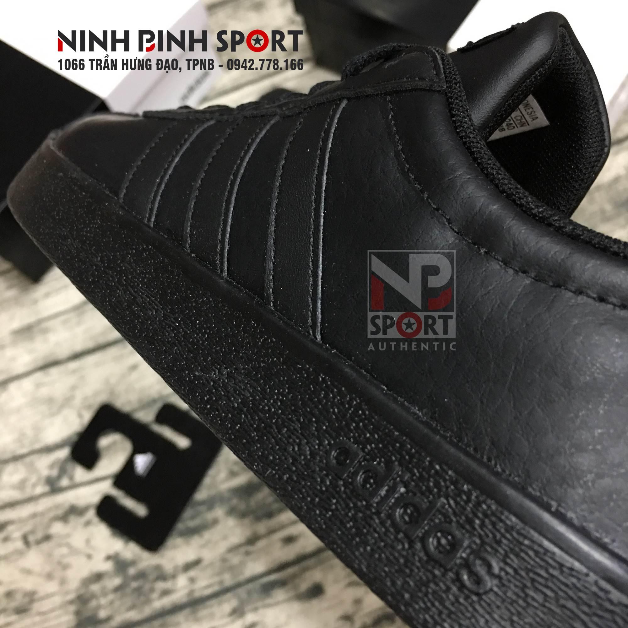 Giày thể thao nam  Adidas Neo VL Court 2.0 AH2597