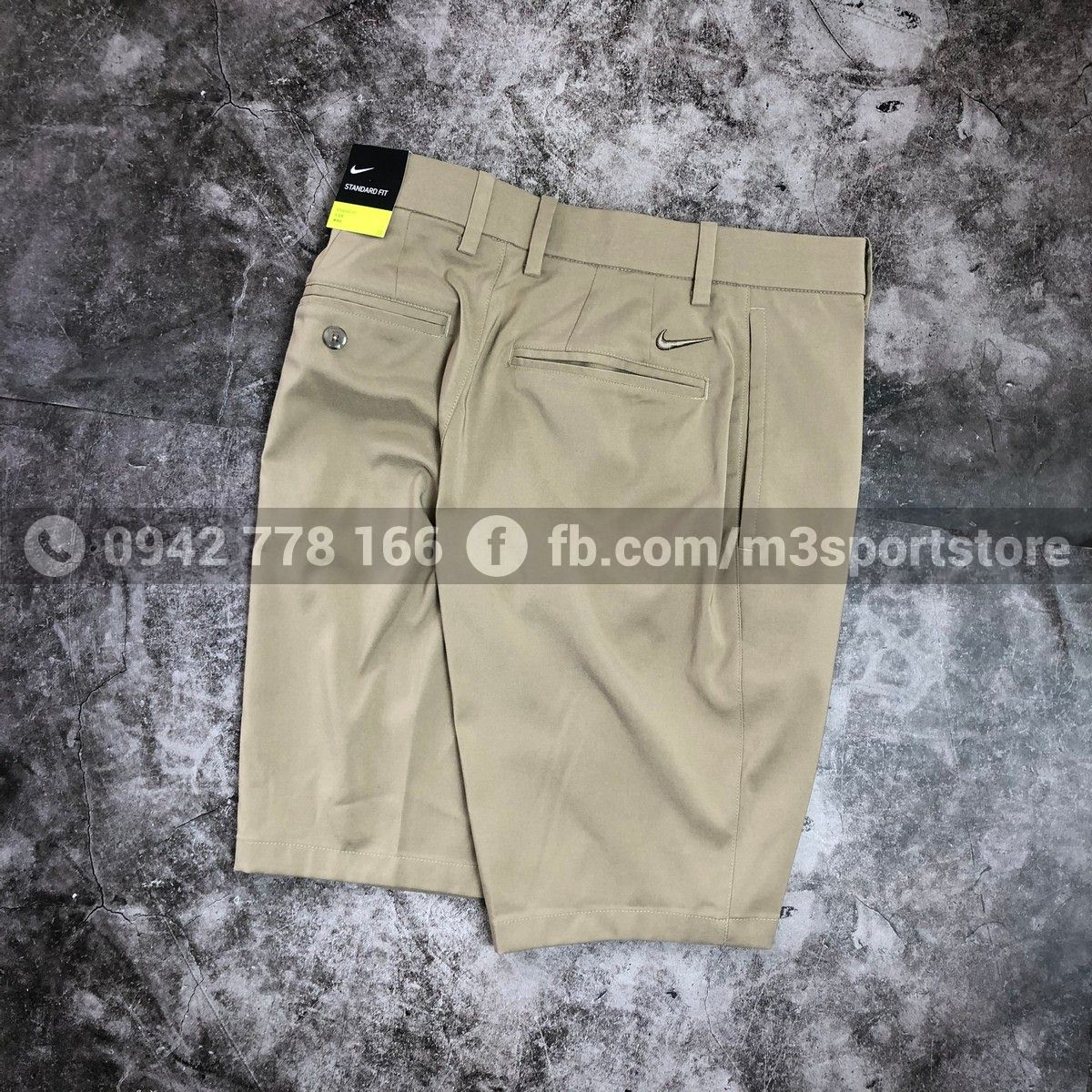 Quần short nam Nike Golf Flex Core AJ5494