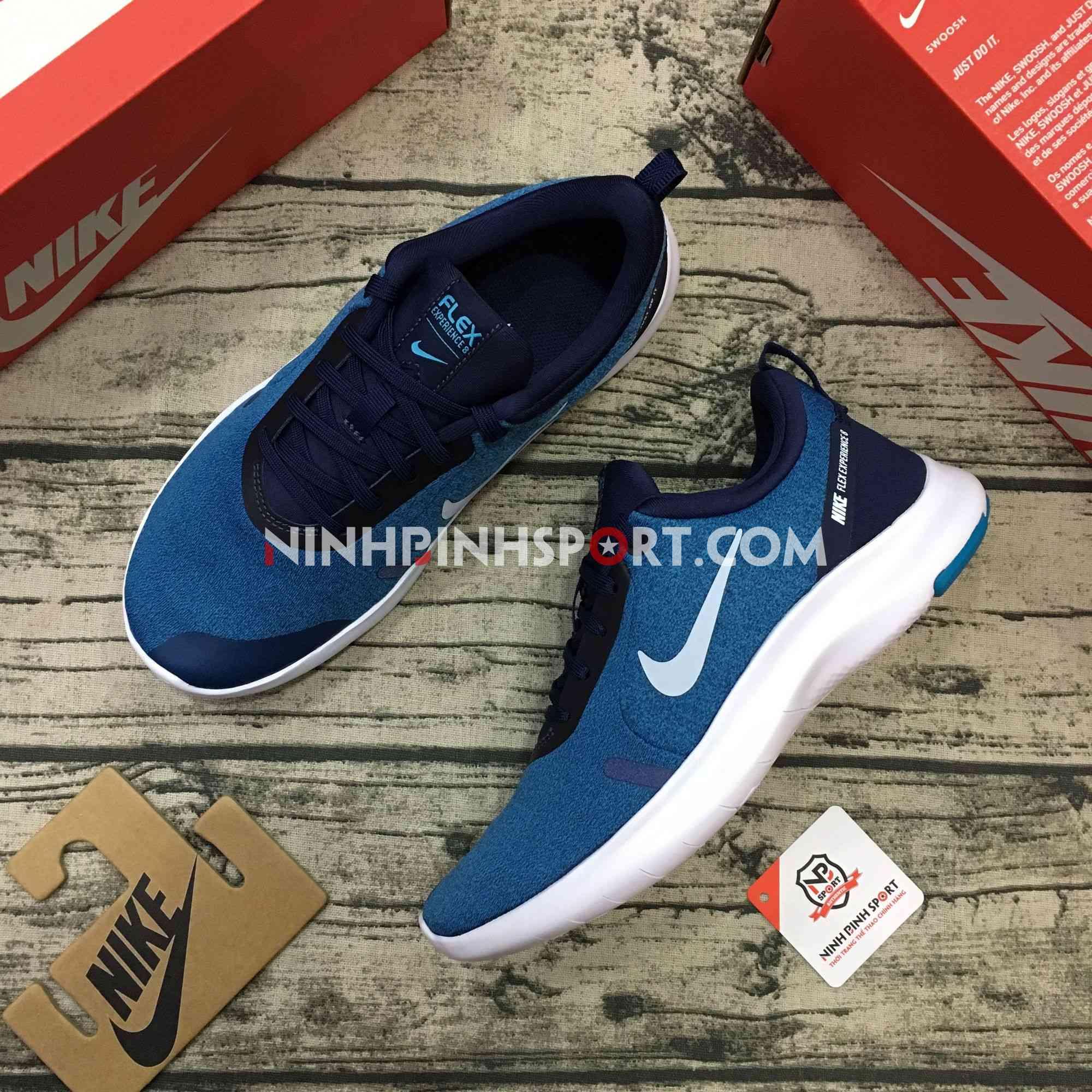 Giầy thể thao nam Nike Flex Experience RN8 AJ5900-402