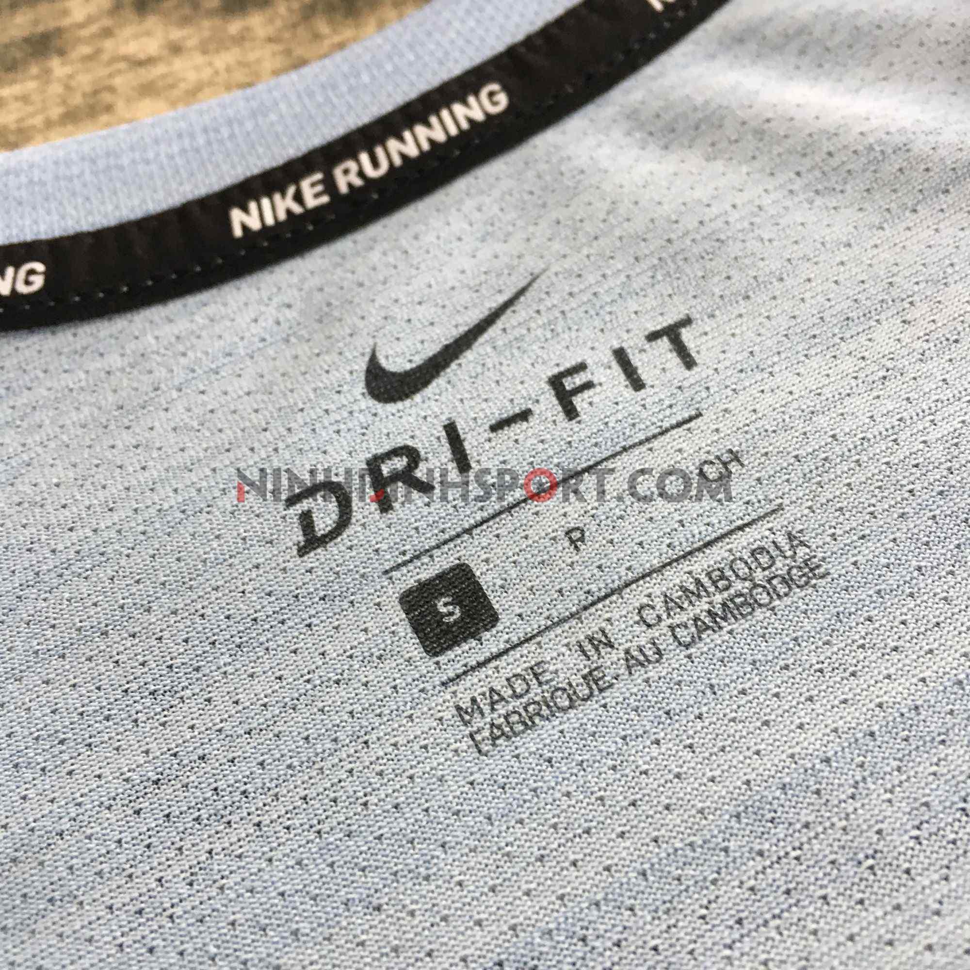 Áo thể thao nam Nike Dri-FIT Miler Tank Top AJ7563-436
