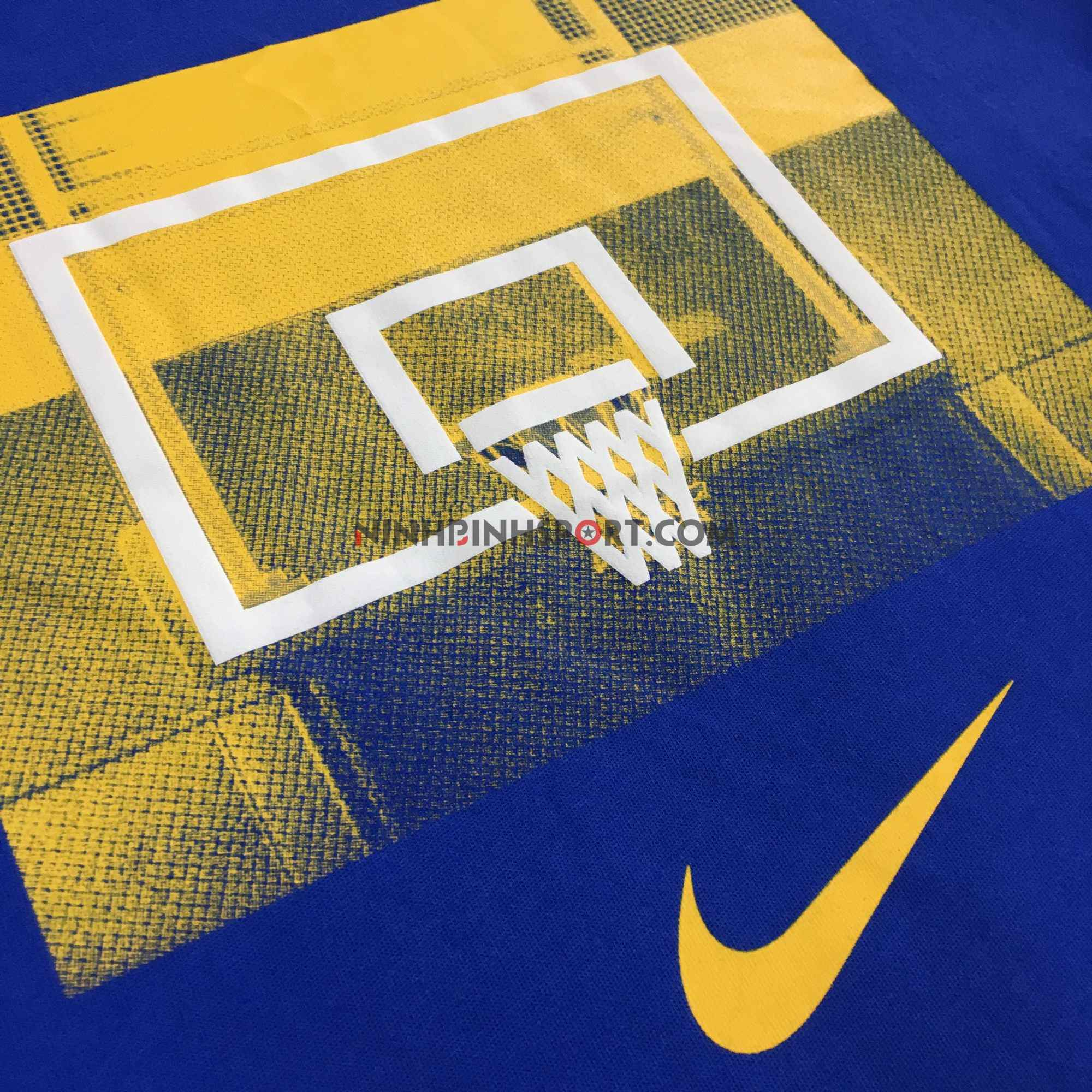 Áo thể thao nam Nike Dry Backboard Tee AJ9650-480