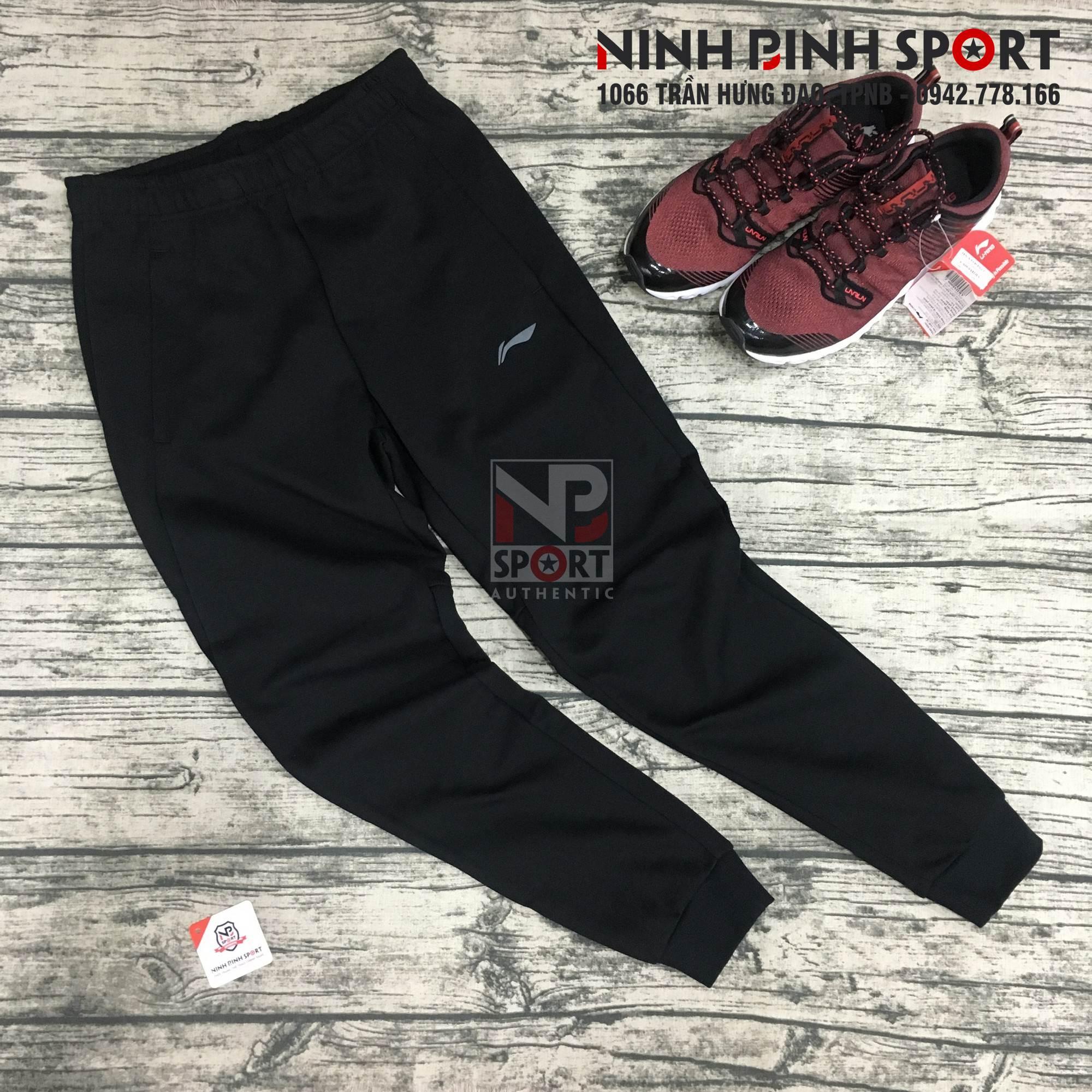Quần thể thao nam Lining AKLN347-3