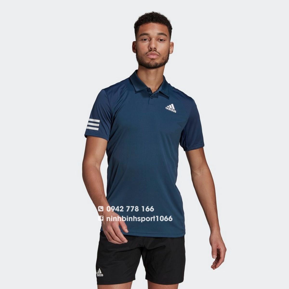 Áo thể thao nam Polo Adidas Tennis Club GL5458