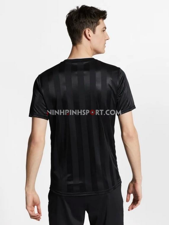 Áo thể thao nam Nike Breathe Academy Black AO0050-010