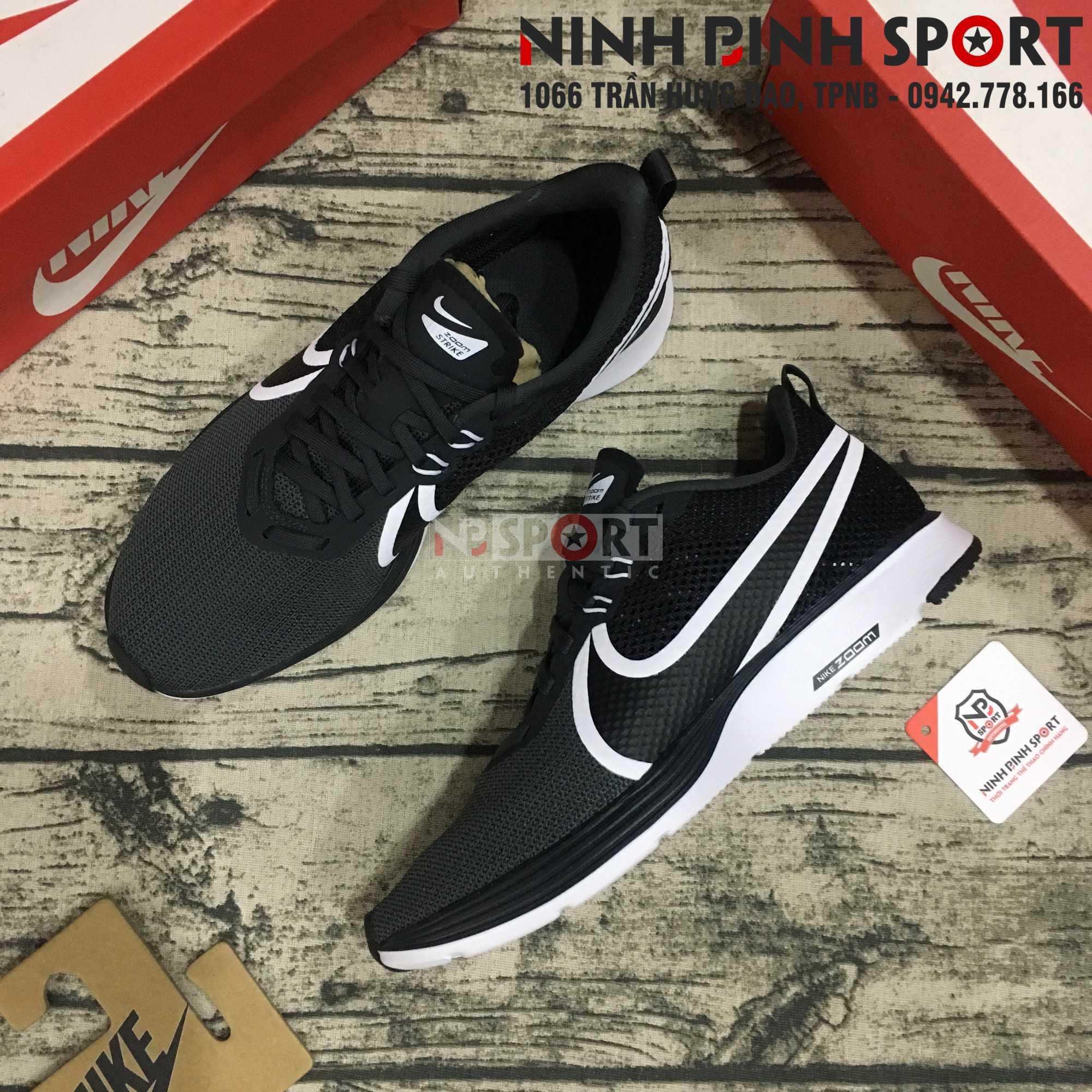 Giày thể thao nam Nike  Zoom Strike 2 AO1912-001