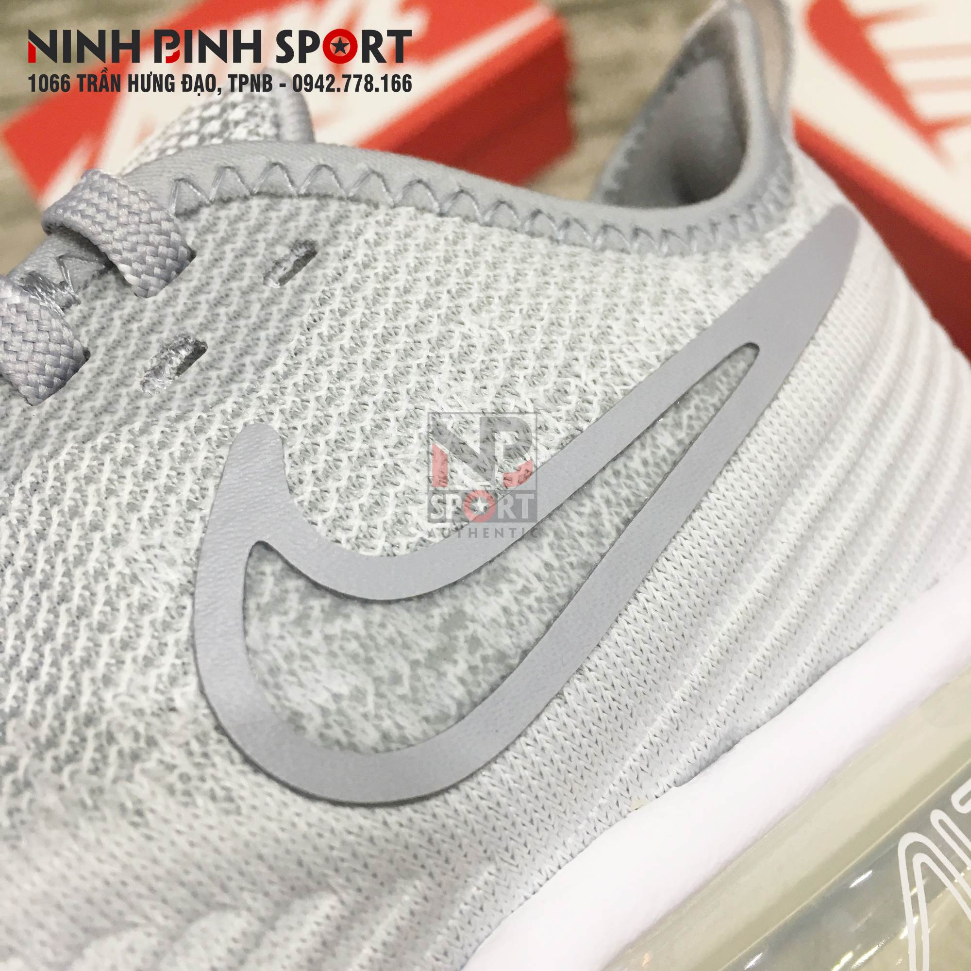 Giầy thể thao nữ Nike Air Max Sequent 4 AO4486-100