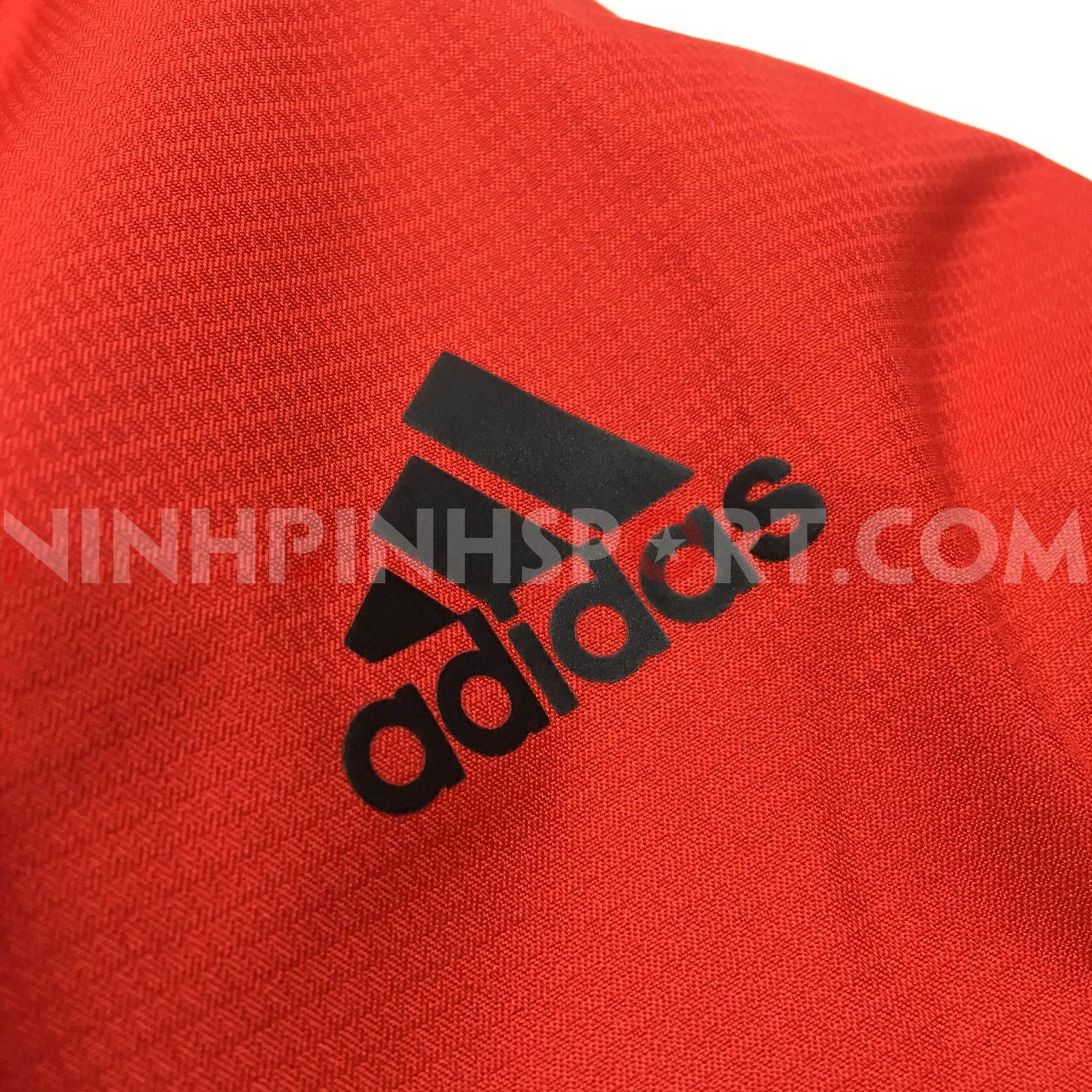 Áo khoác thể thao nam Adidas Chaqueta Hiking Day Red AP8350