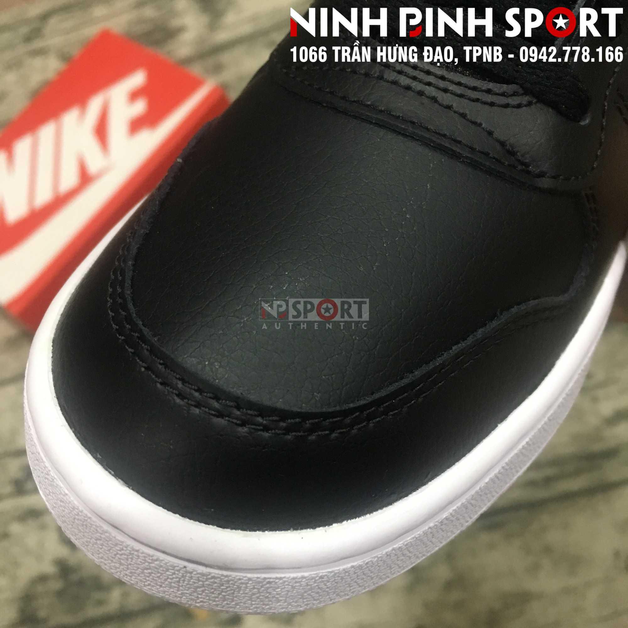Giầy thể thao nam Nike Ebernon Low AQ1775-002