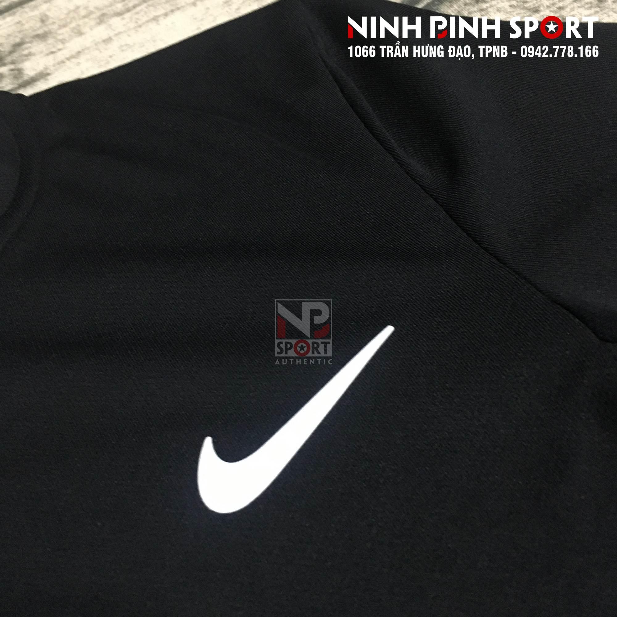 Áo thể thao nam Nike AS Dry Polo Blade Black AQ7733-010