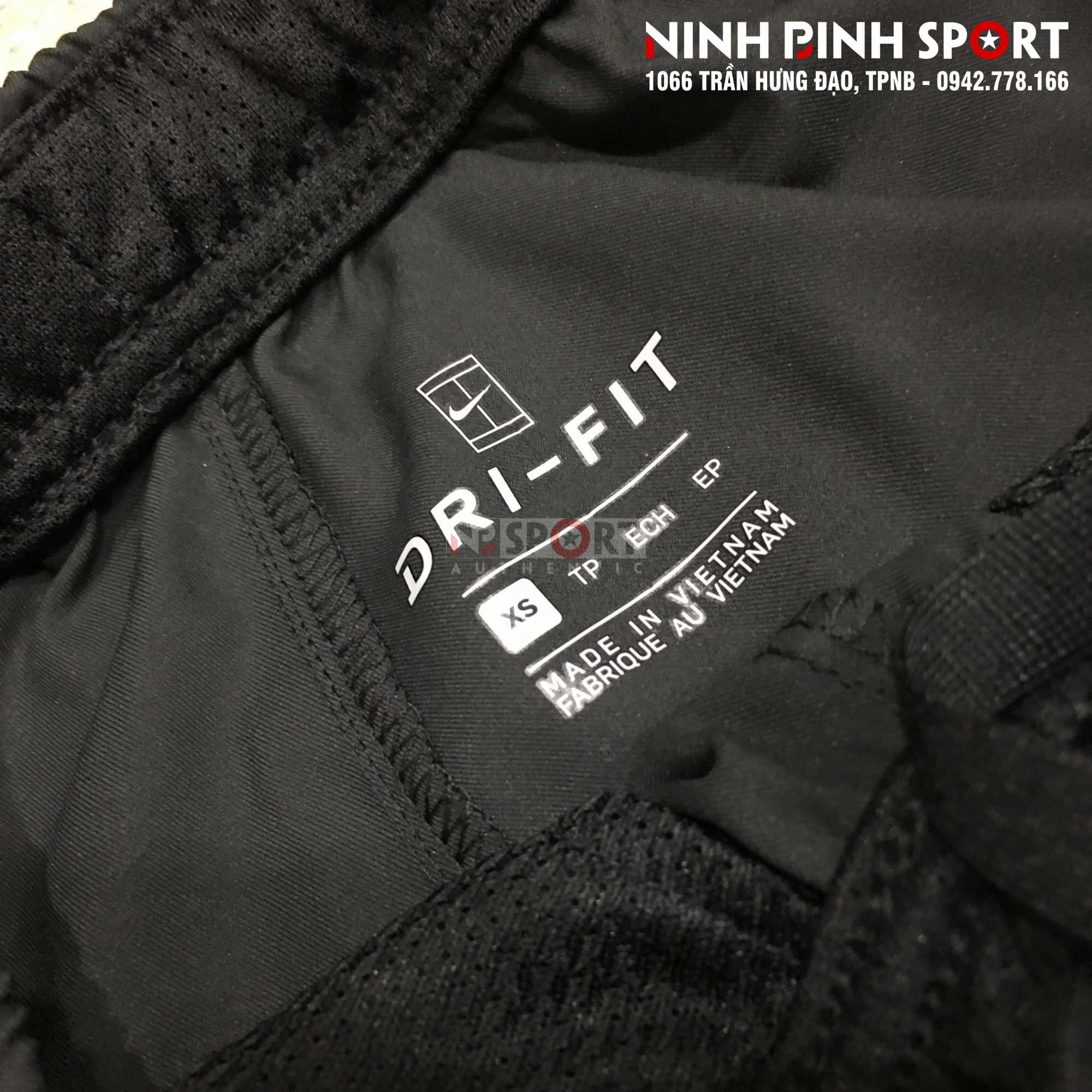 Quần thể thao nam Nike Court Dry Short 8in Black AQ8287-010