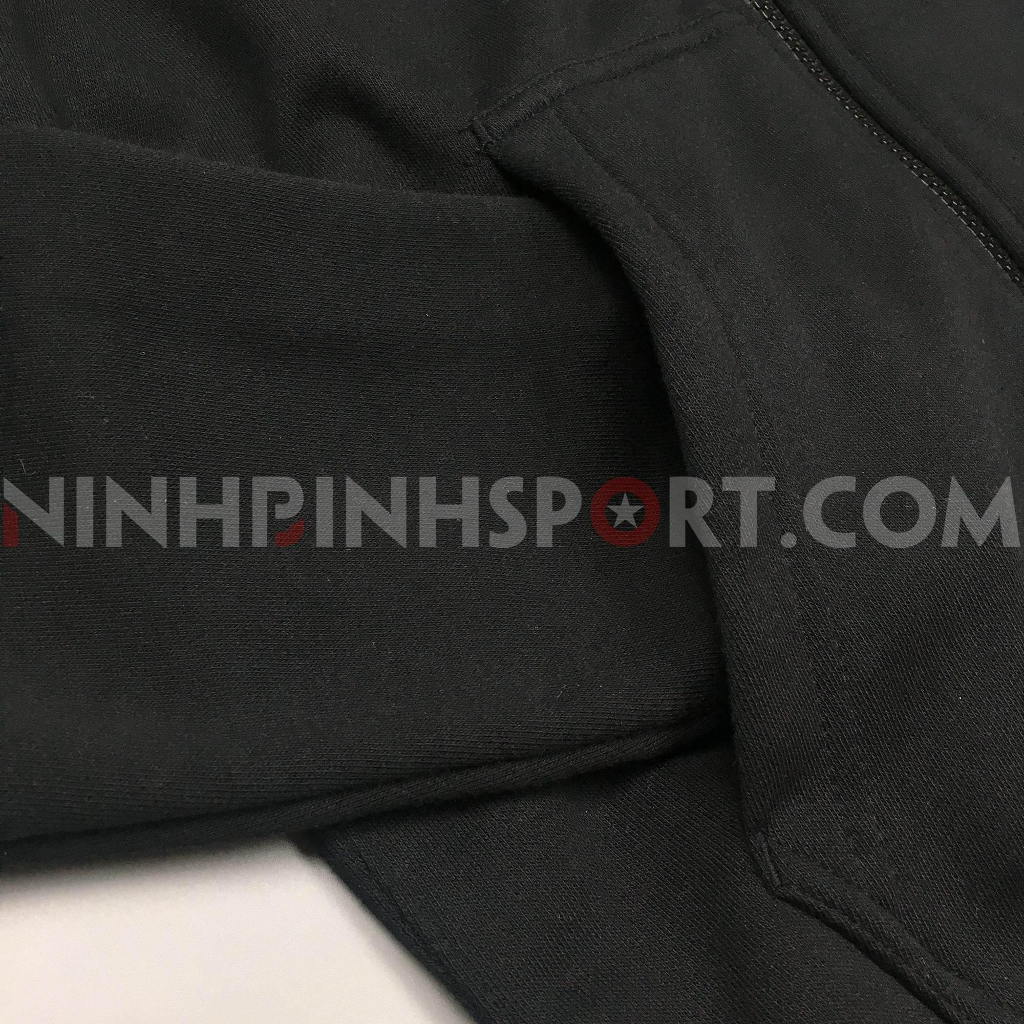 Áo khoác thể thao nam Nike JDI Fleece AR2519-010